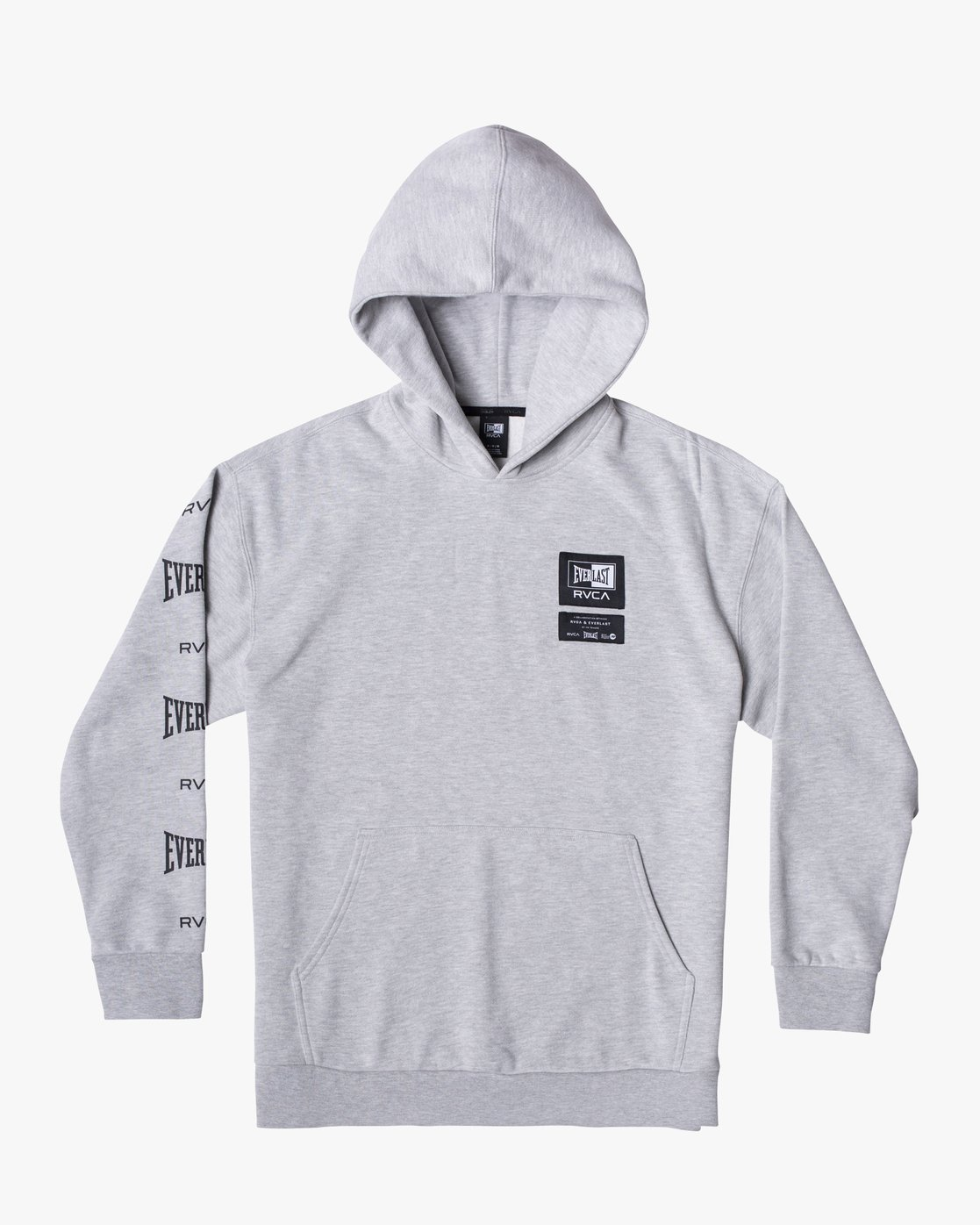 2 Everlast Sport - Hoodie for Men Grey U4HOEARVF0 RVCA