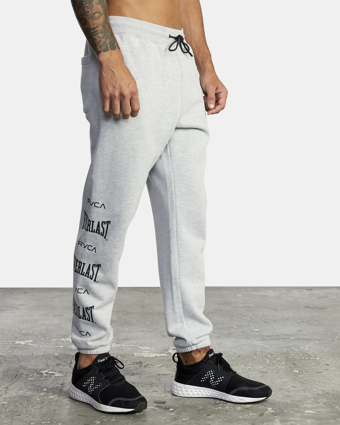 7 Everlast Sport - Joggers for Men Grey U4PTEARVF0 RVCA