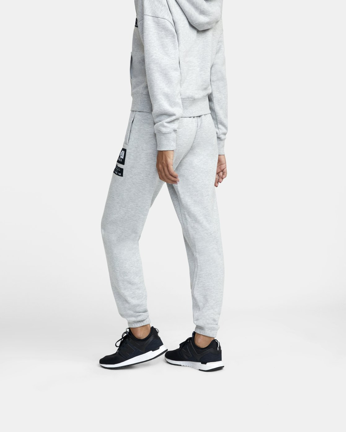 3 Everlast Sport - Joggers for Women Grey U4PTEBRVF0 RVCA