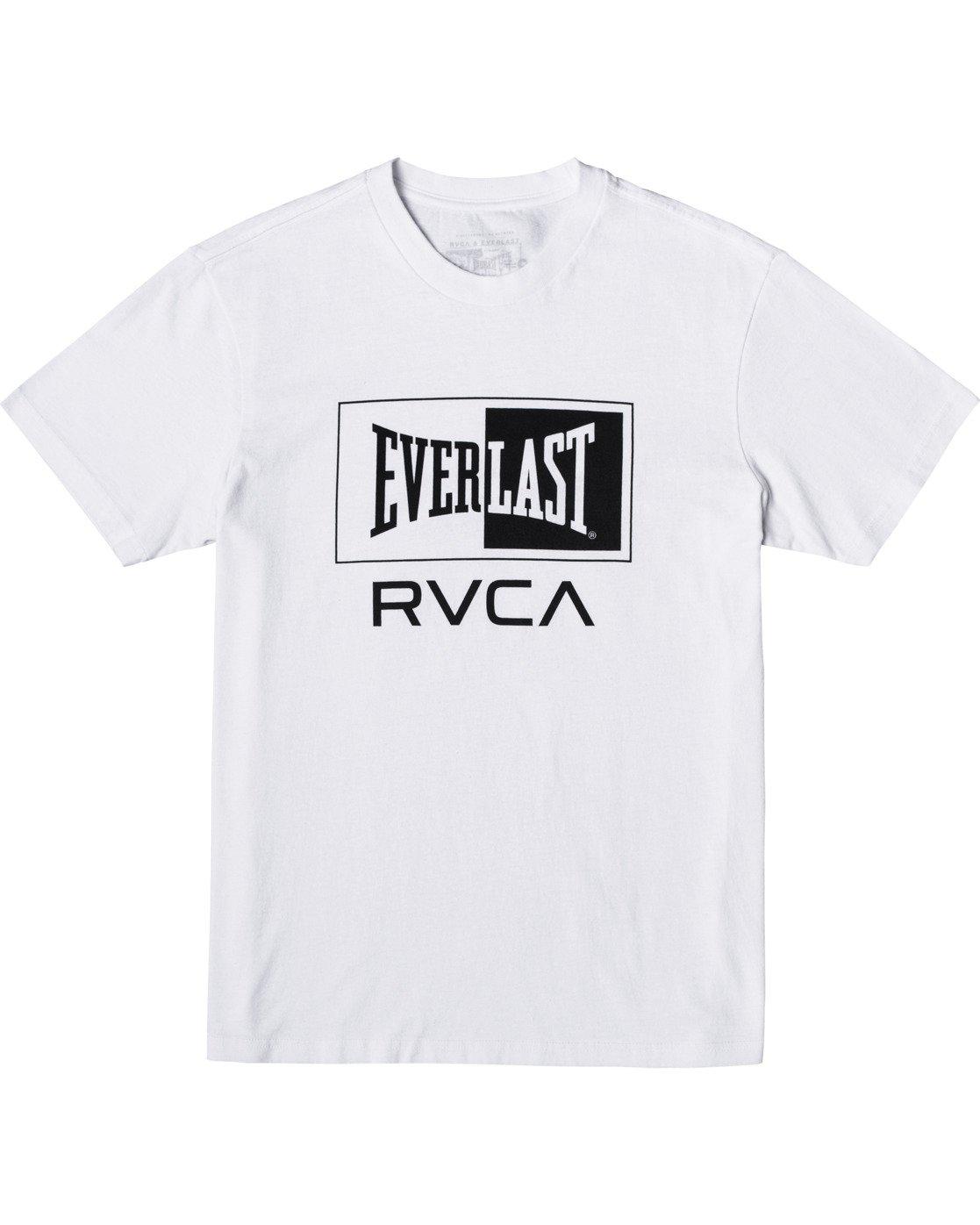 0 Everlast Box - T-Shirt for Men White U4SSEBRVF0 RVCA