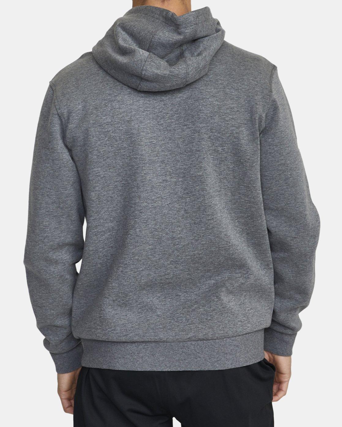 1 VA Sport Tech - Hoodie for Men Grey U4ZHMBRVF0 RVCA