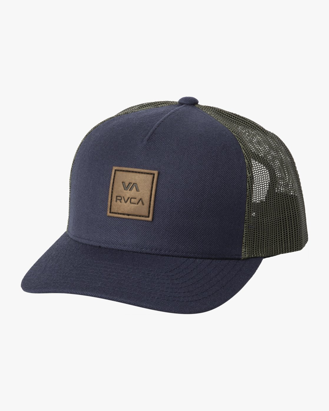 1 VA All The Way - Casquette trucker pour Homme Bleu U5CPSERVF0 RVCA
