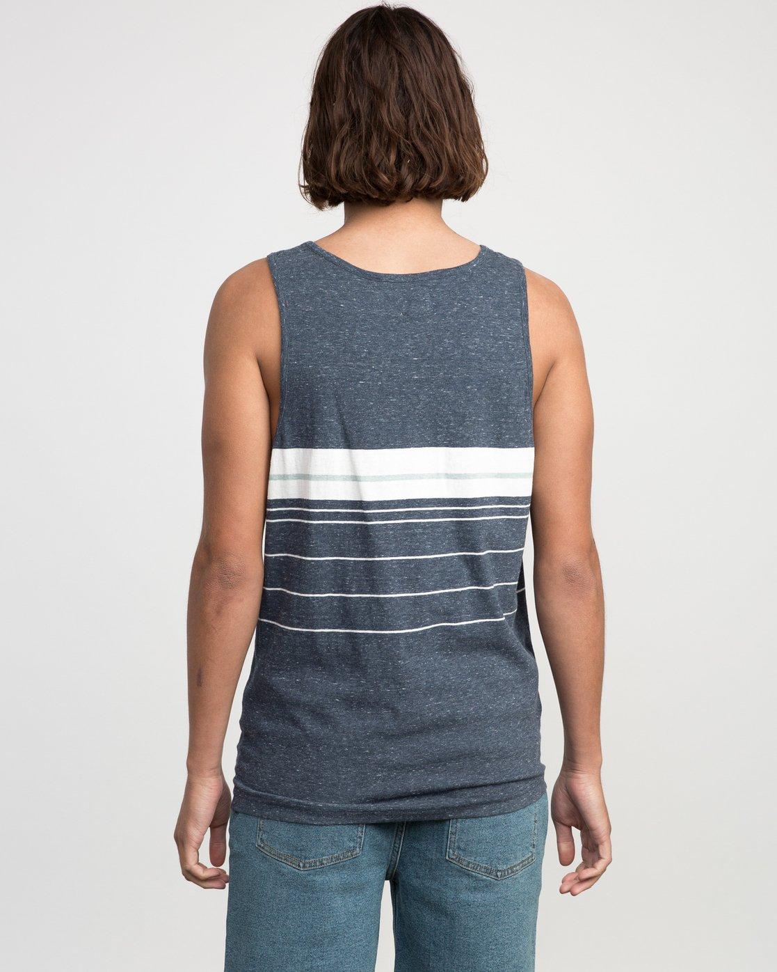 Stretch Yarn Dyed Stripe Knit Cami Top