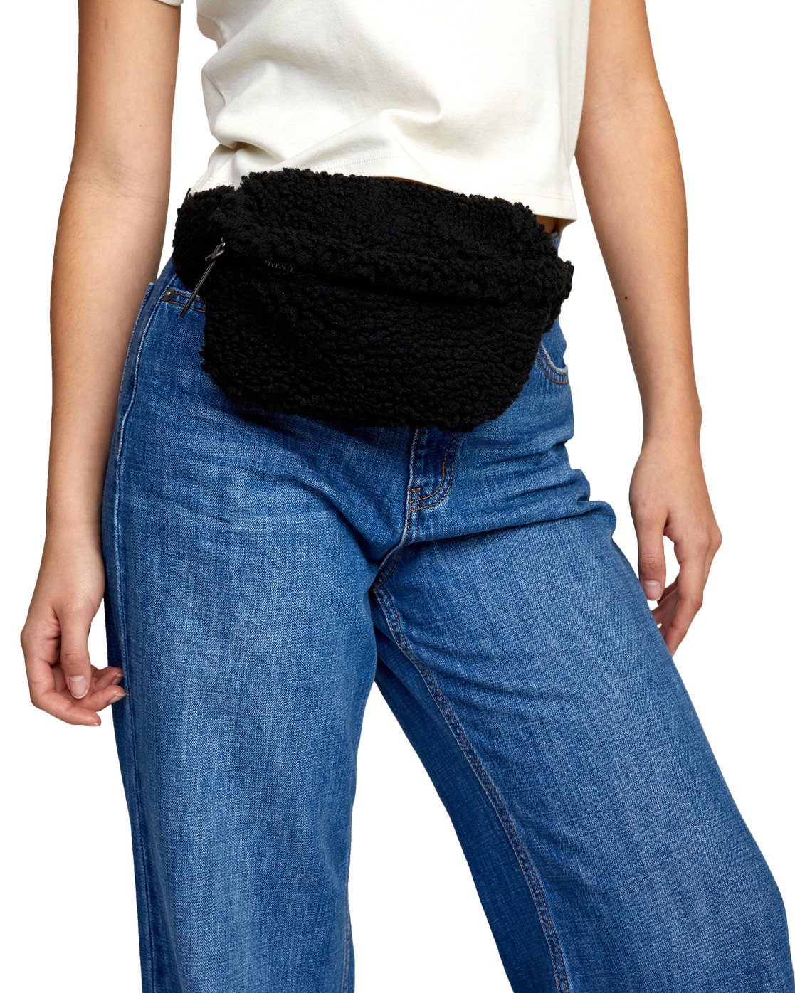 2 Recruited - Bum Bag for Women Black U9ESRARVF0 RVCA