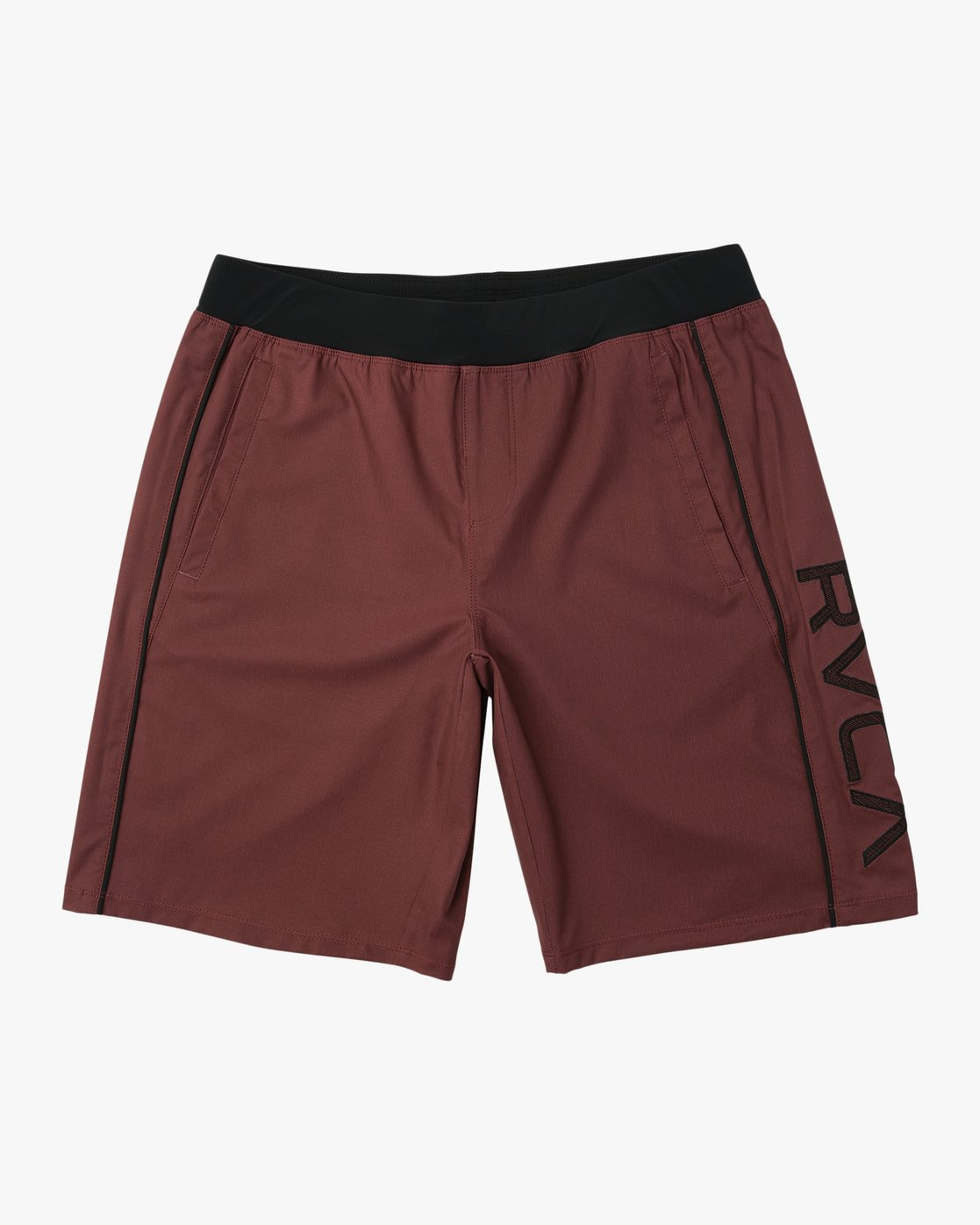 "0 Affiliate 19"" Sport Short Brown V201PRAF RVCA"