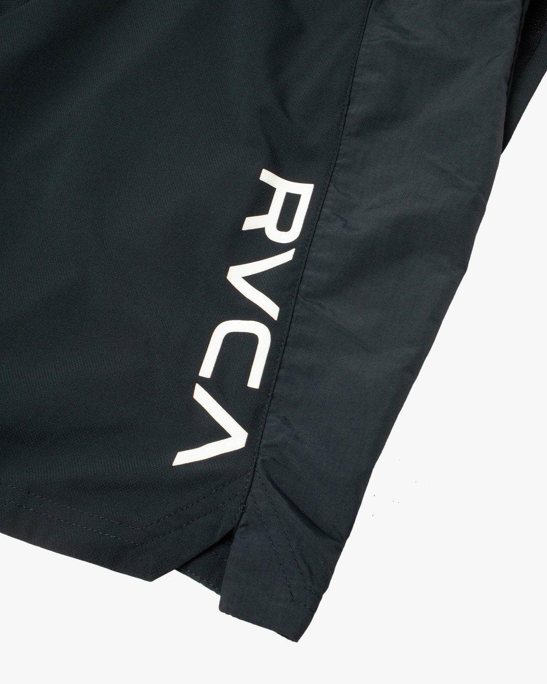 13 YOGGER ALL DAY SHORT Black V2041RYA RVCA