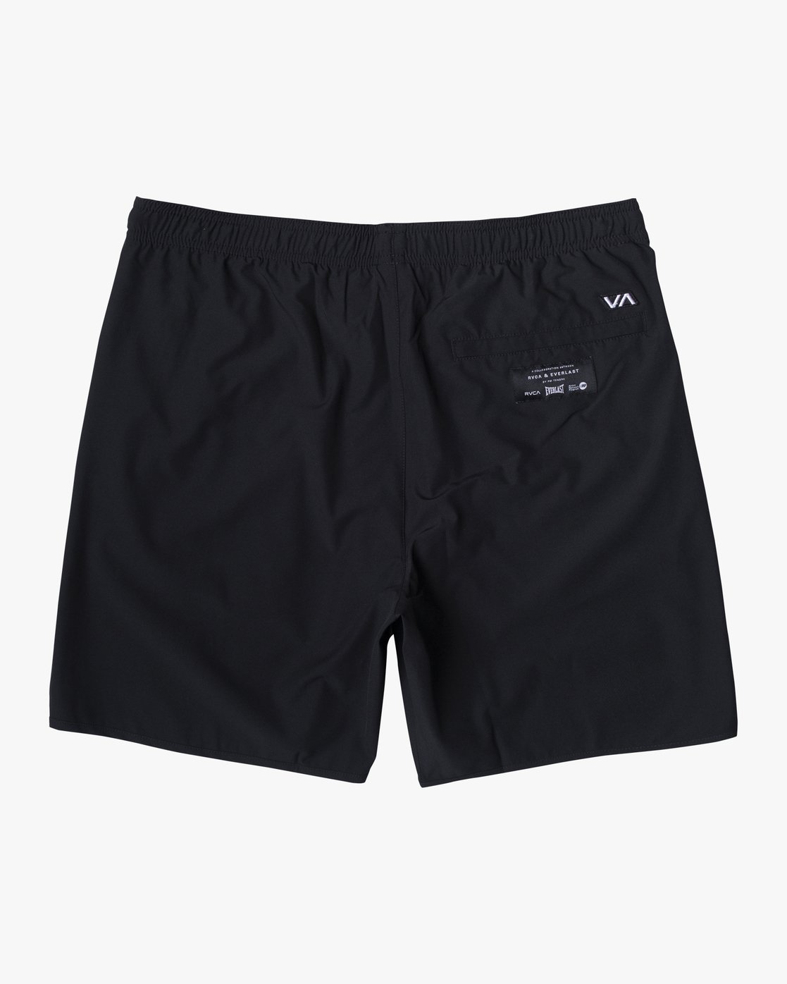 "7 EVERLAST YOGGER IV 17"" WORKOUT SHORT Black V2091REY RVCA"