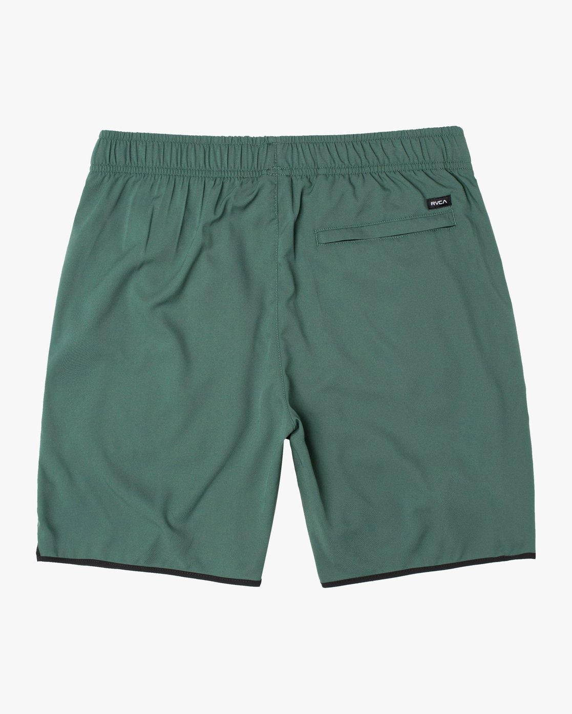 "1 YOGGER IV ATHLETIC SHORTS 17"" Green V2091YGR RVCA"