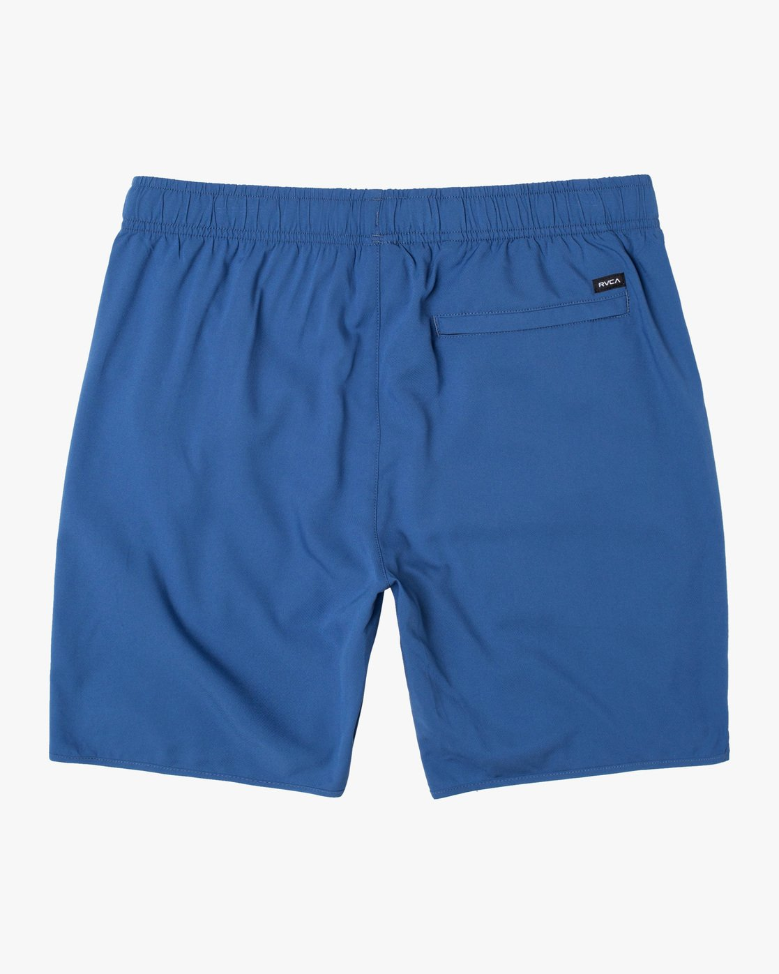 "1 YOGGER IV Recycled 17"" WORKOUT SHORT Blue V2091YGR RVCA"