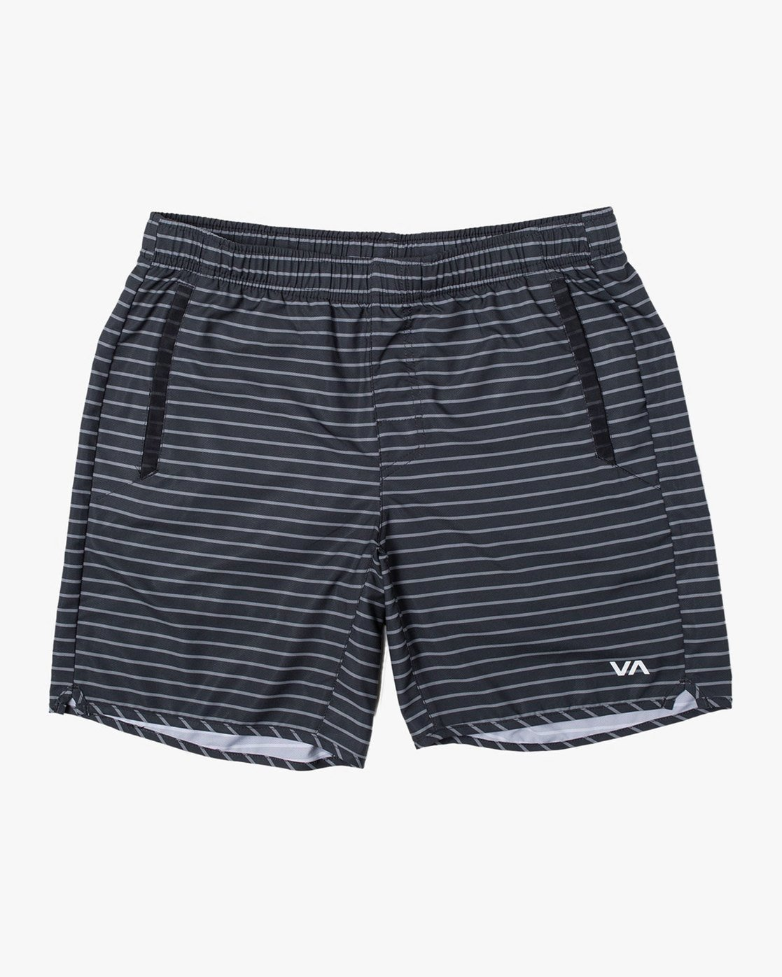 "0 YOGGER IV 17"" SHORT (Previous Season) Black V2091YGR RVCA"