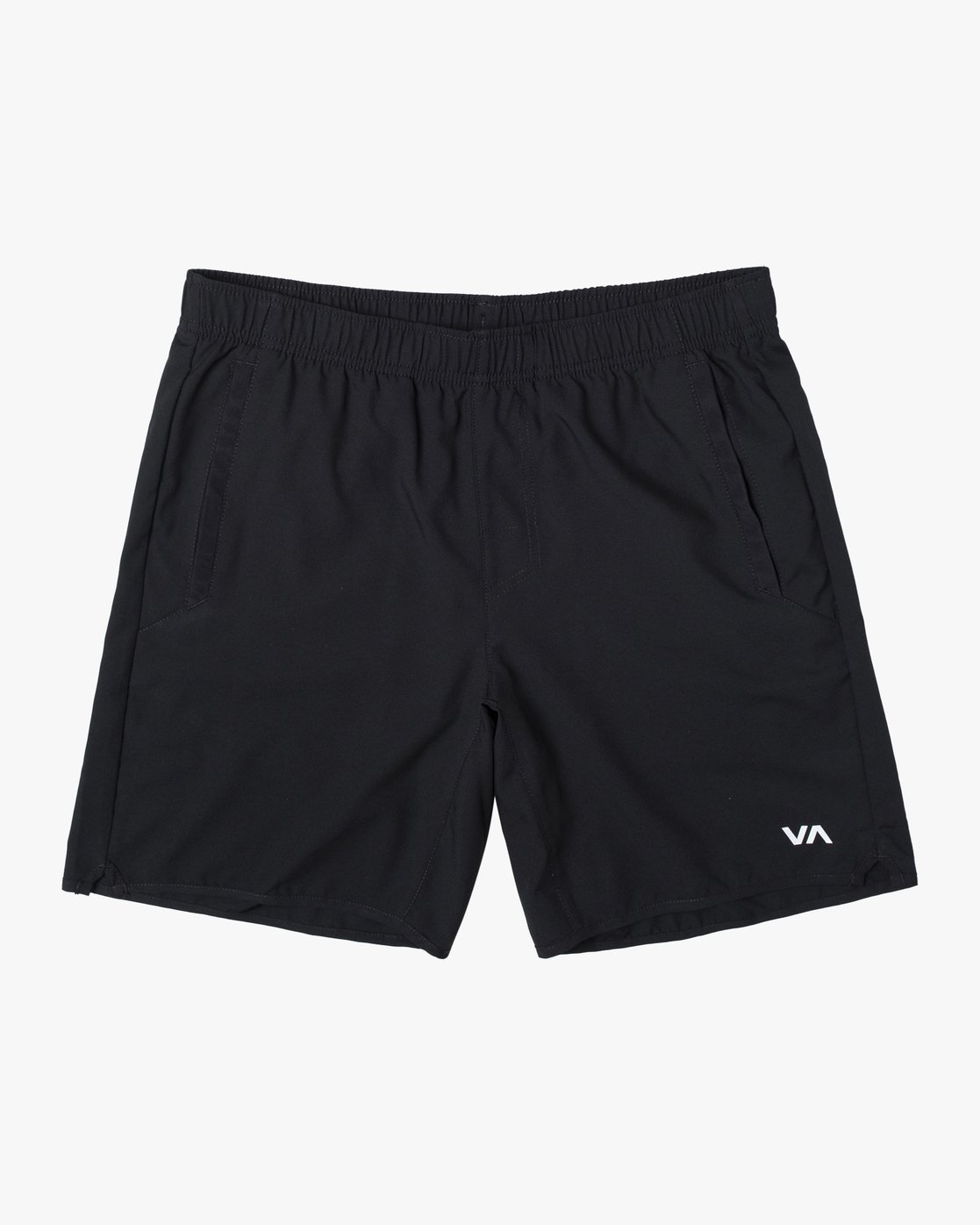 "0 YOGGER IV 17"" SHORT(Previous Season) Black V2091YGR RVCA"