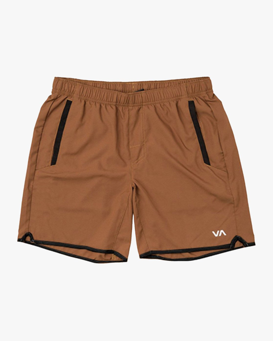 "0 YOGGER IV 17"" SHORT Orange V2091YGR RVCA"