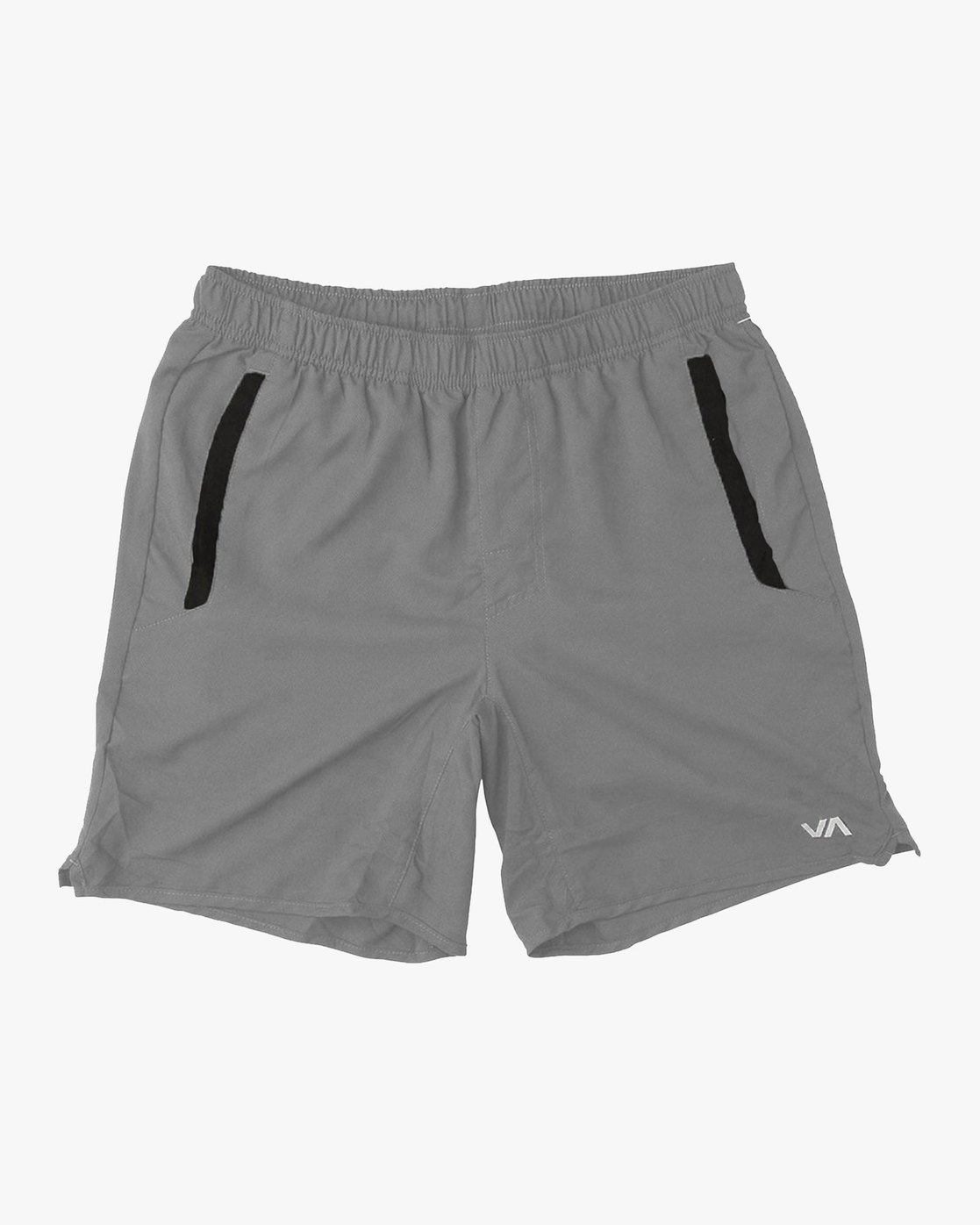 "0 YOGGER IV 17"" SHORT(Previous Season) Grey V2091YGR RVCA"