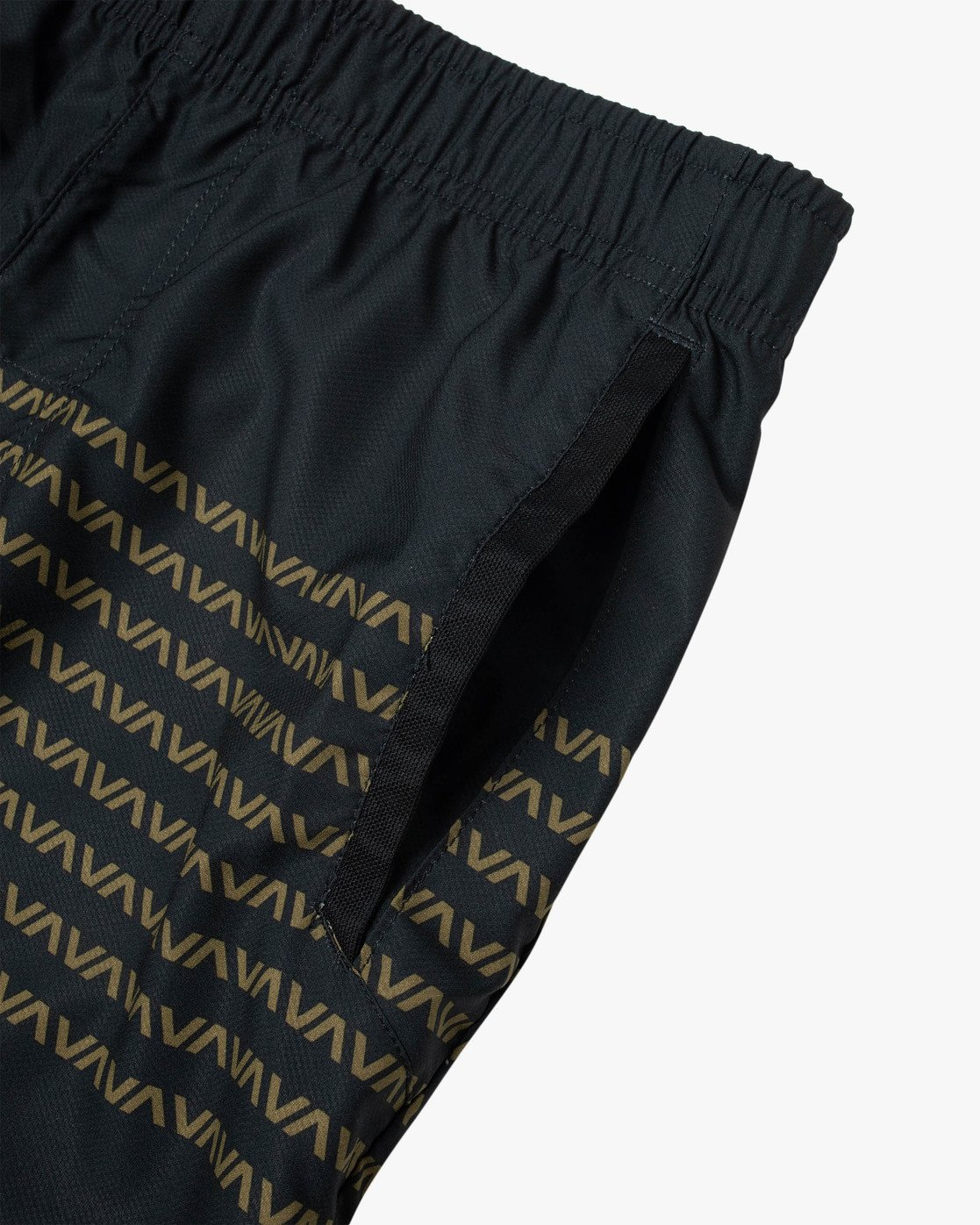 "11 YOGGER IV Recycled 17"" WORKOUT SHORT Black V2091YGR RVCA"