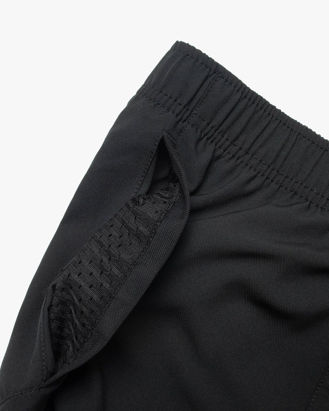 "14 YOGGER IV ATHLETIC SHORTS 17"" Black V2091YGR RVCA"