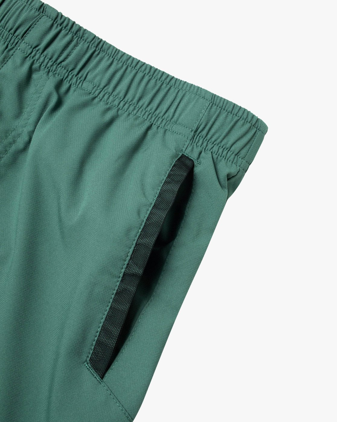 "12 YOGGER IV ATHLETIC SHORTS 17"" Green V2091YGR RVCA"