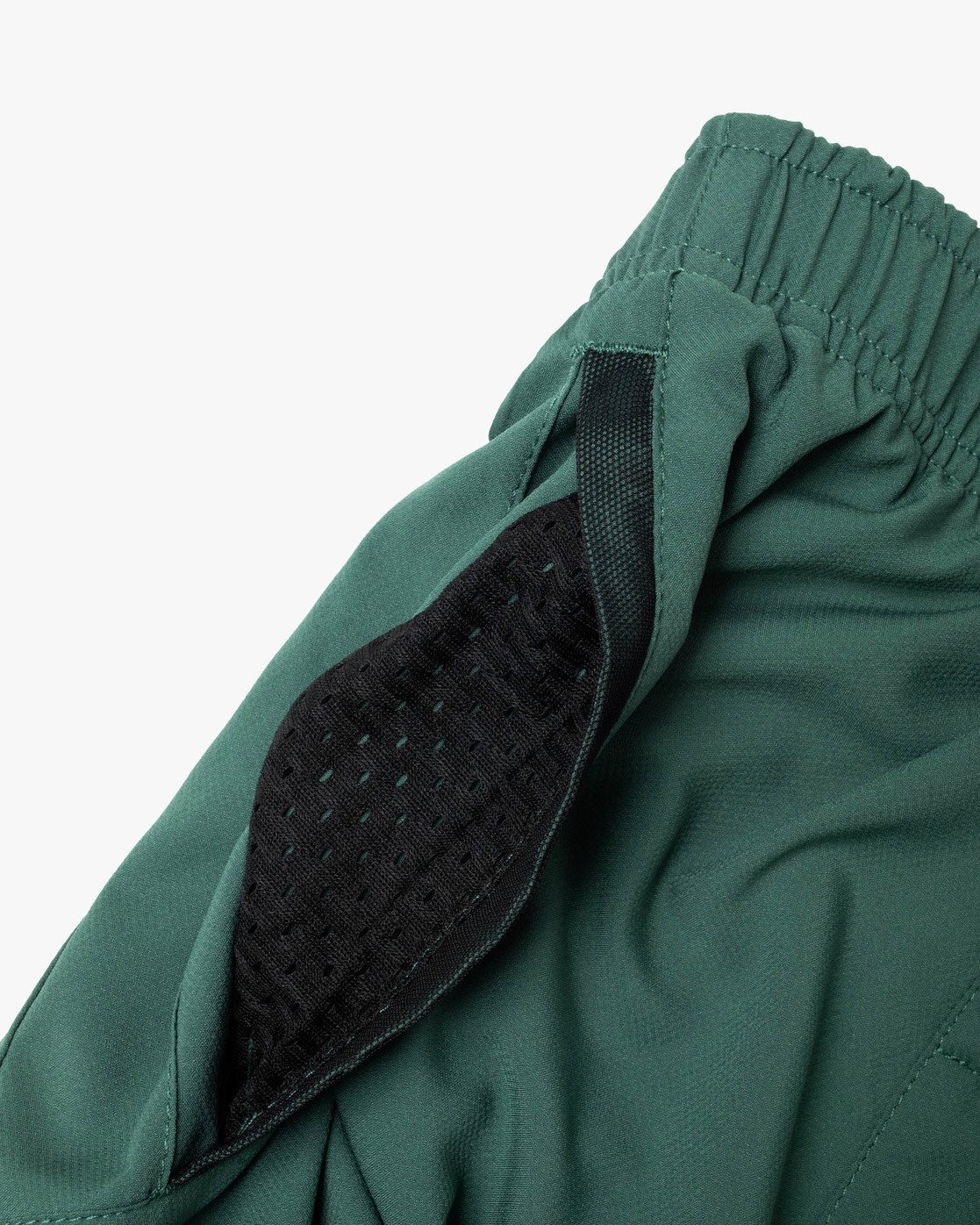 "14 YOGGER IV ATHLETIC SHORTS 17"" Green V2091YGR RVCA"