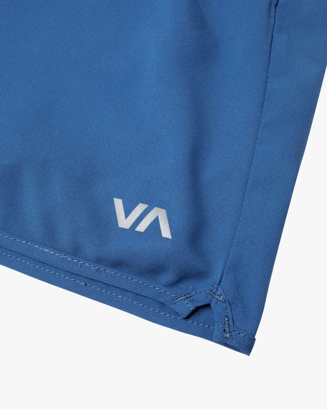 "10 YOGGER IV Recycled 17"" WORKOUT SHORT Blue V2091YGR RVCA"