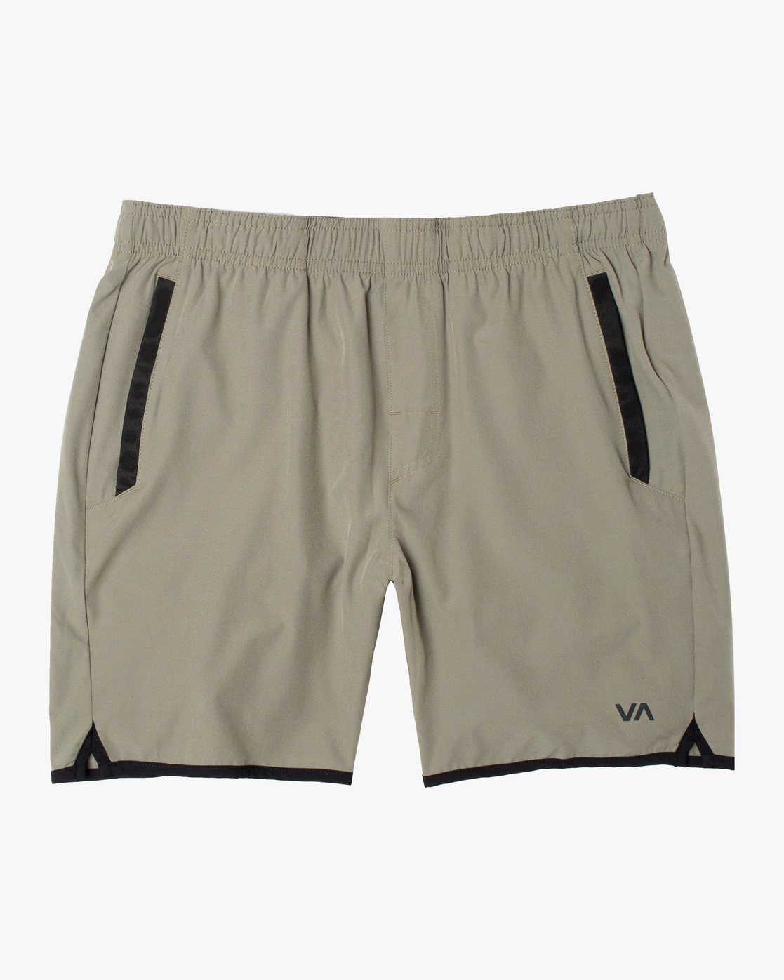 "0 YOGGER STRETCH ATHLETIC SHORTS 17"" Multicolor V2103RYS RVCA"