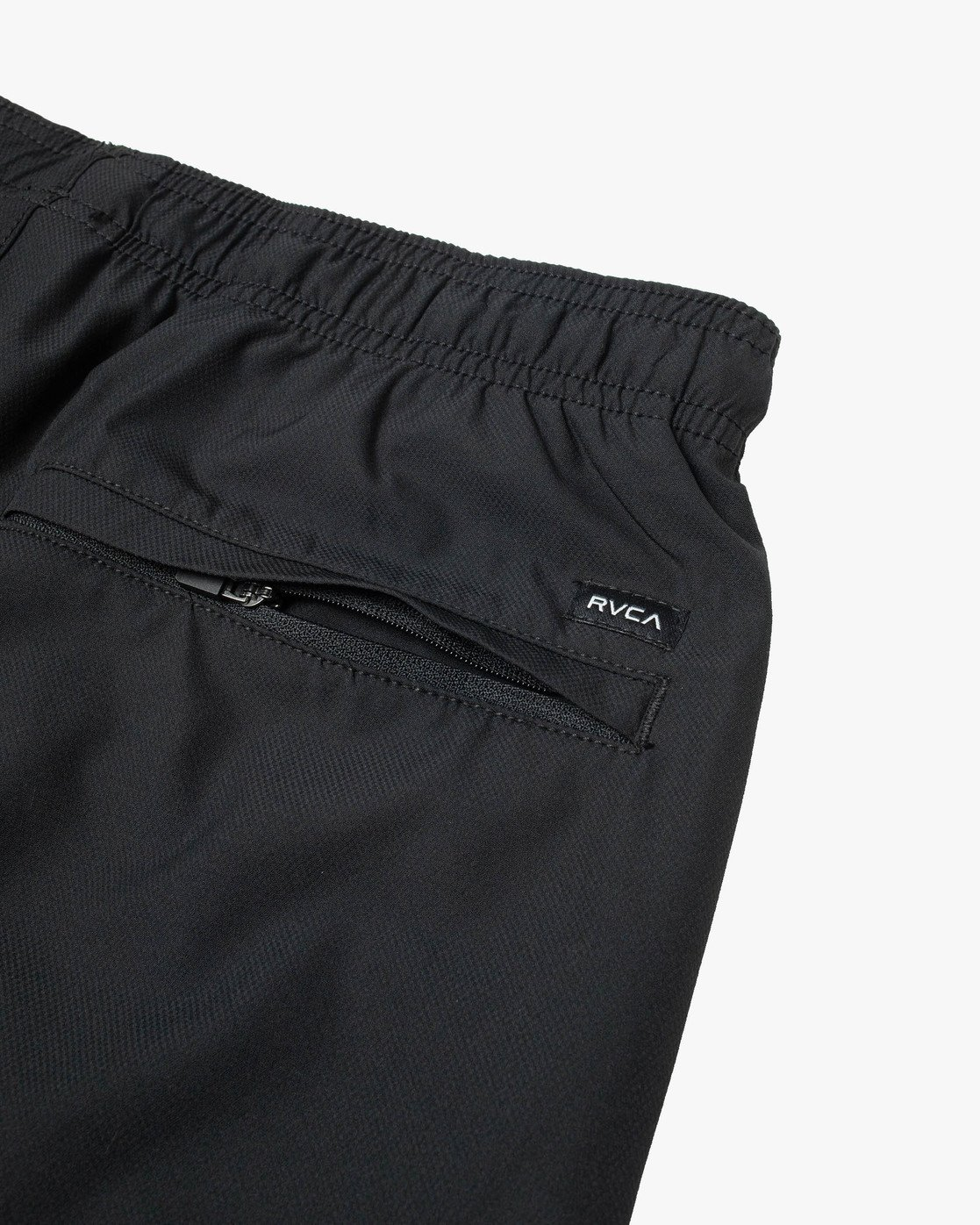 "11 YOGGER STRETCH ATHLETIC SHORTS 17"" Black V2103RYS RVCA"