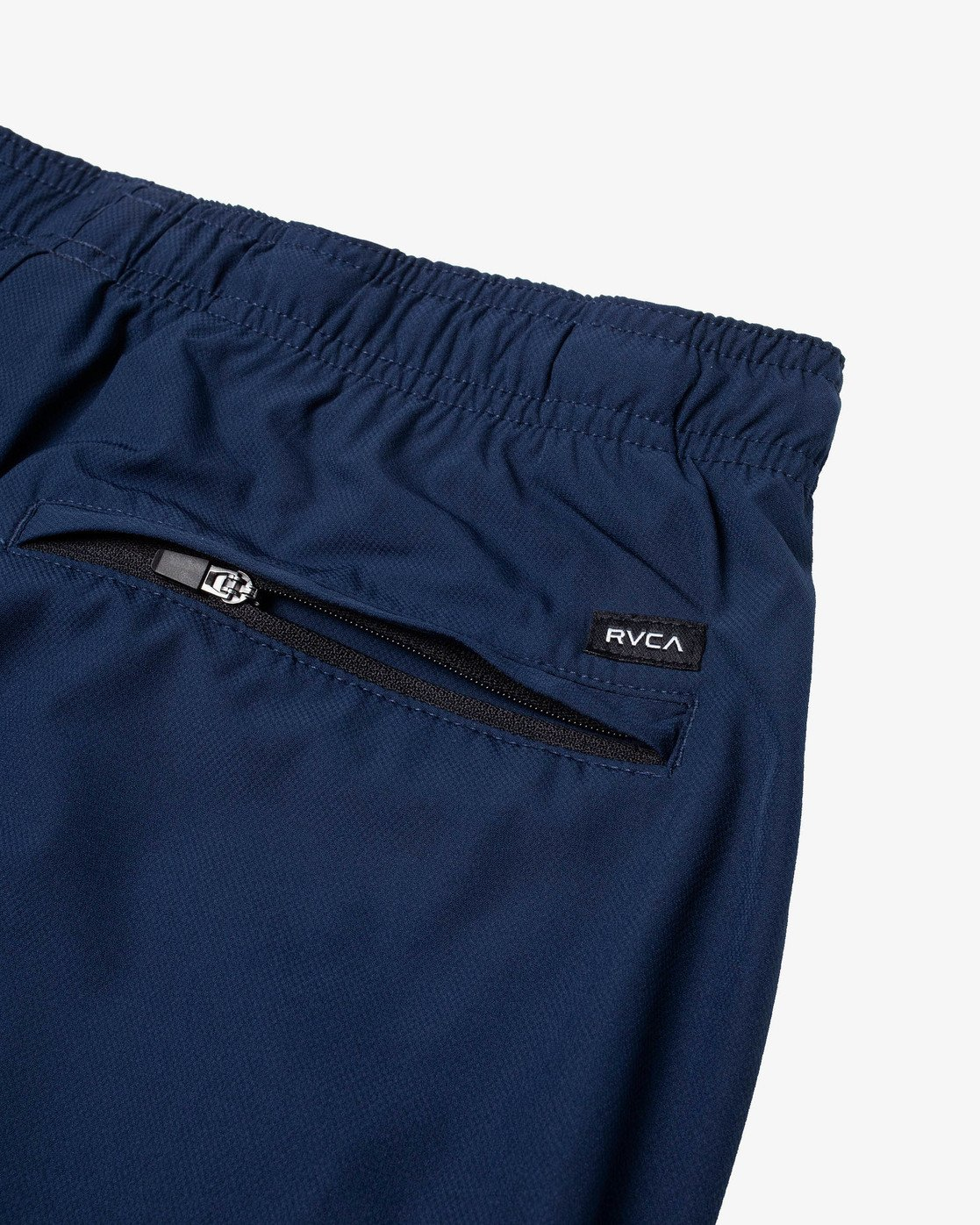 "9 YOGGER 17"" STRETCH WORKOUT SHORT Blue V2103RYS RVCA"
