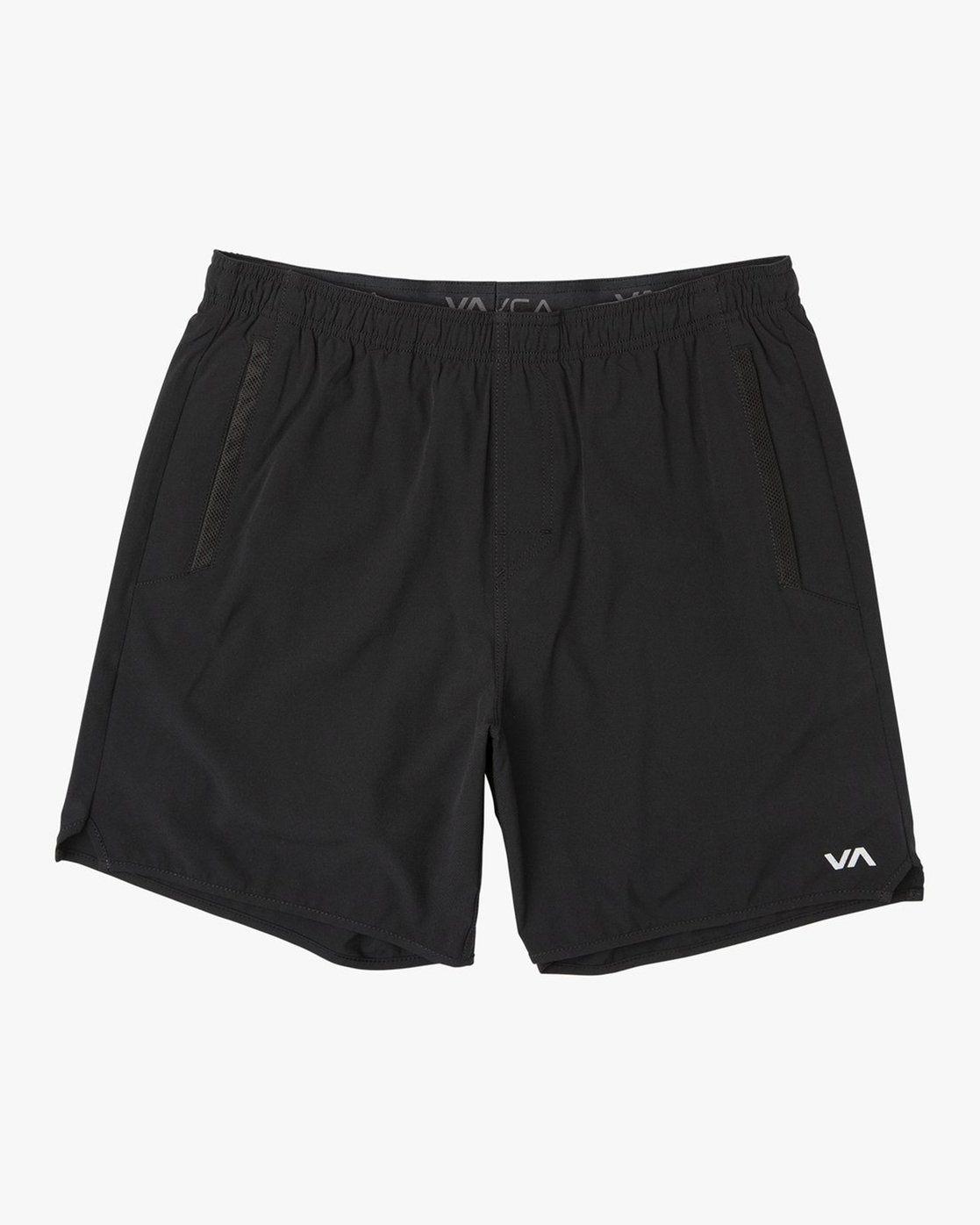 "0 YOGGER 17"" 2 IN 1 SHORT Black V2113RYL RVCA"