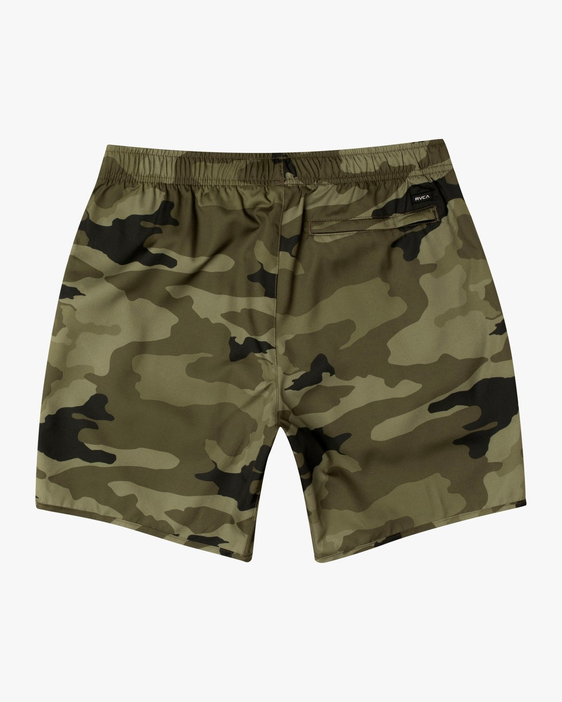 "1 YOGGER IV ATHLETIC SHORTS 17"" Grey V2133RYG RVCA"