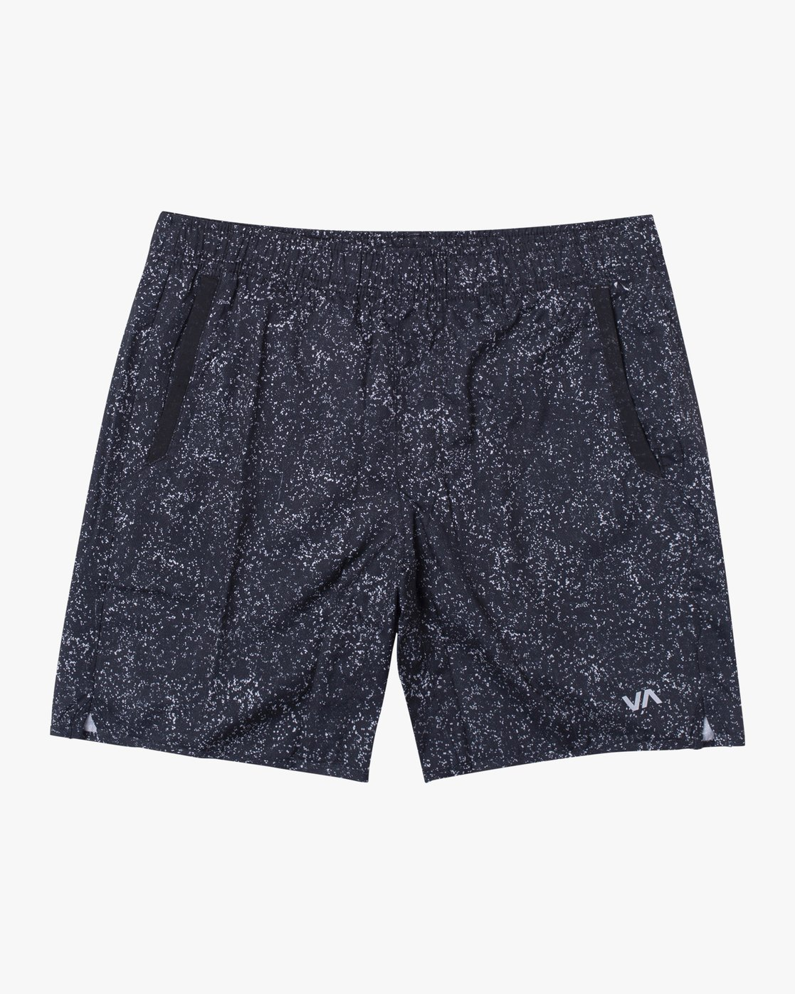 "0 YOGGER IV 17"" WORKOUT SHORT Black V2133RYG RVCA"