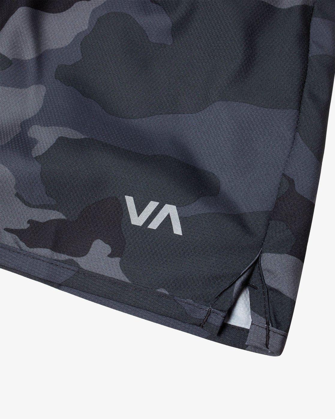 """11 YOGGER IV ATHLETIC SHORTS 17"""" Brown V2133RYG RVCA"""