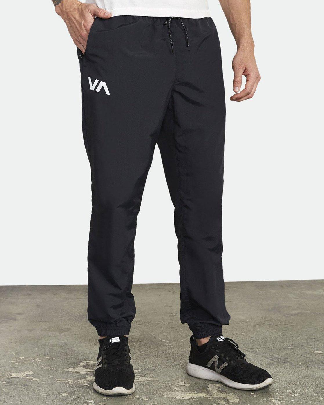 3 UTILITY TRACK PANT Black V3021RUT RVCA