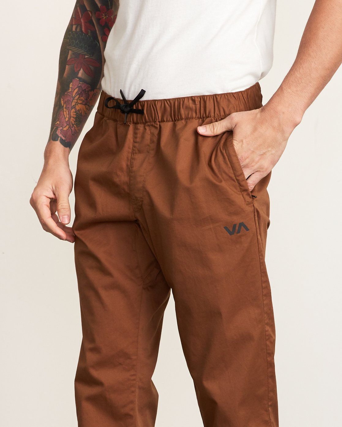 6 Spectrum II Pant Orange V302VRSP RVCA
