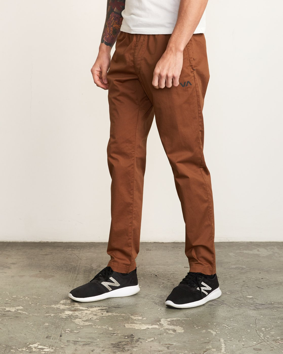 1 Spectrum II Pant Orange V302VRSP RVCA
