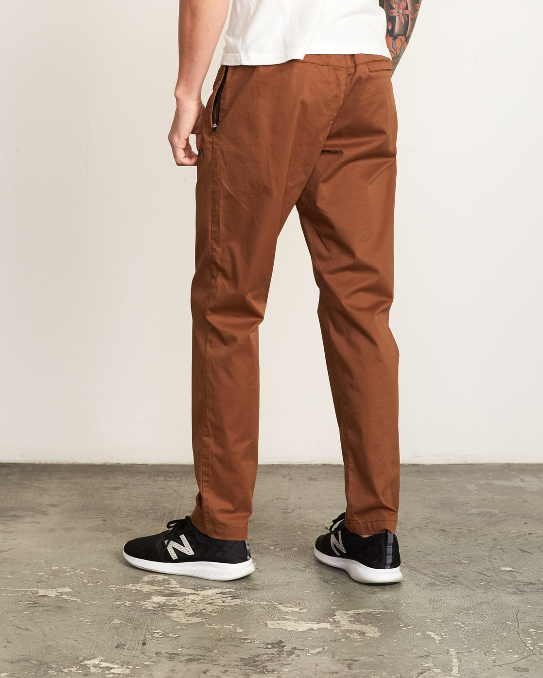 2 Spectrum II Pant Orange V302VRSP RVCA