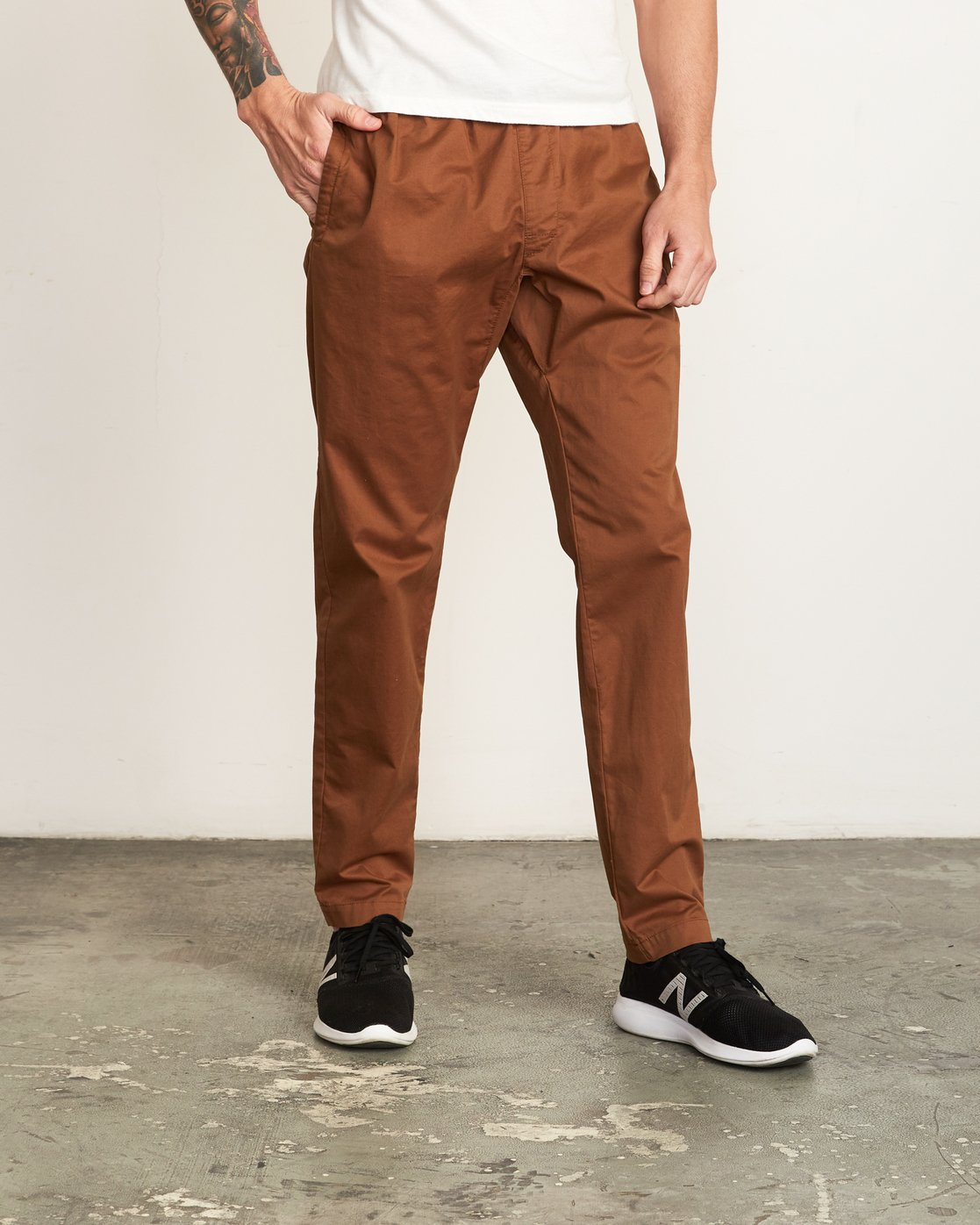 5 Spectrum II Pant Orange V302VRSP RVCA