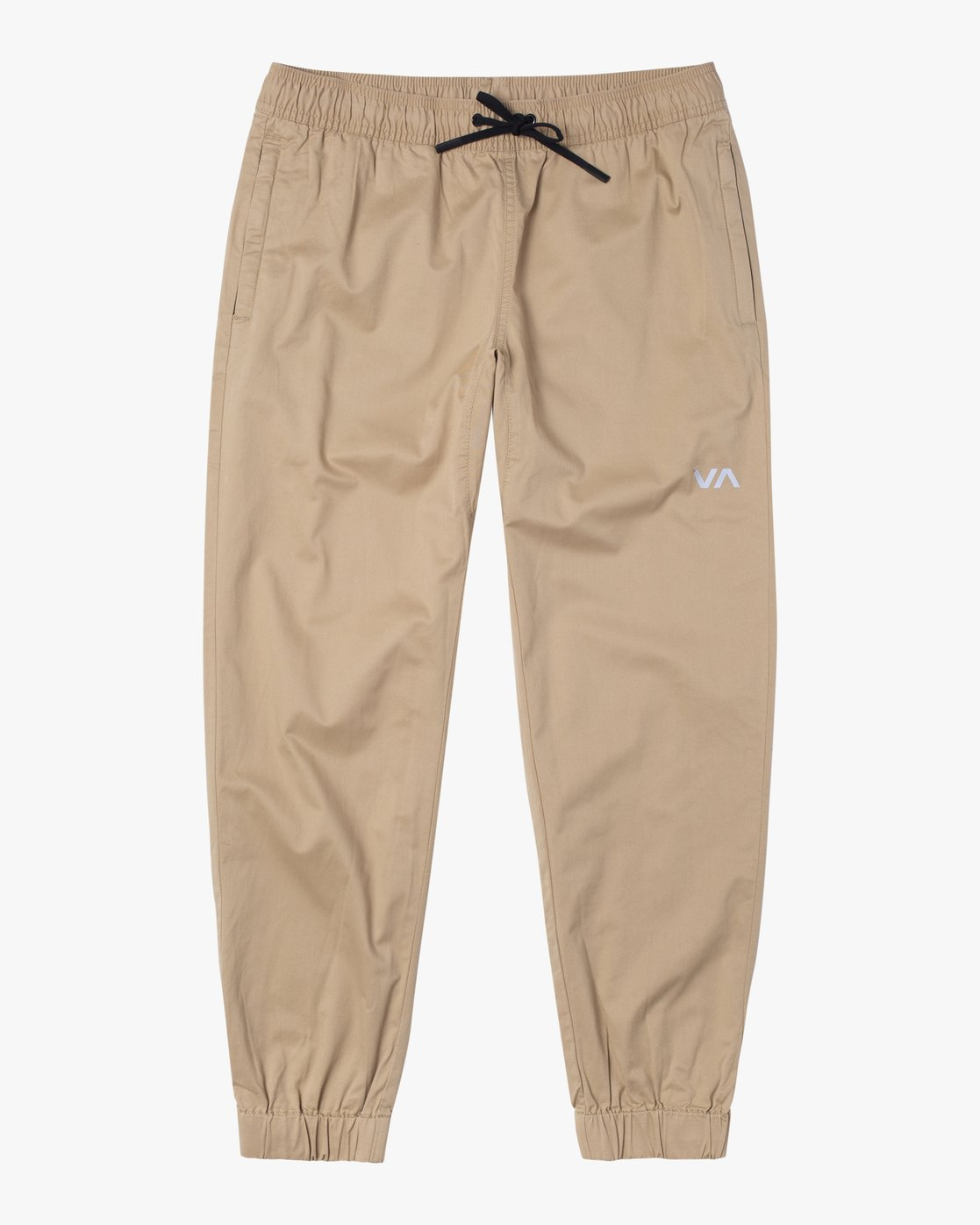 6 SPECTRUM CUFFED WORKOUT PANTS Brown V3031RSC RVCA