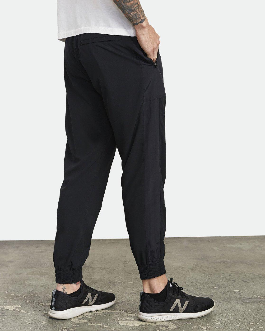 5 YOGGER TRACK PANT Black V3041RYP RVCA