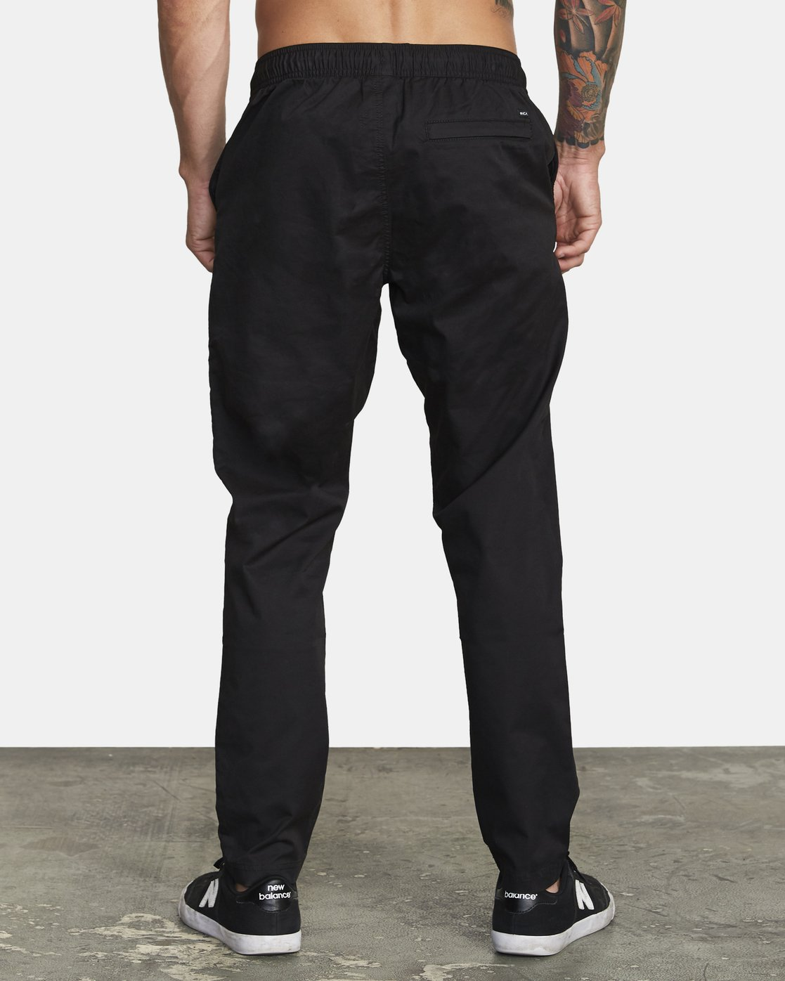 3 SPECTRUM III WOVEN PANT Black V3061RSP RVCA