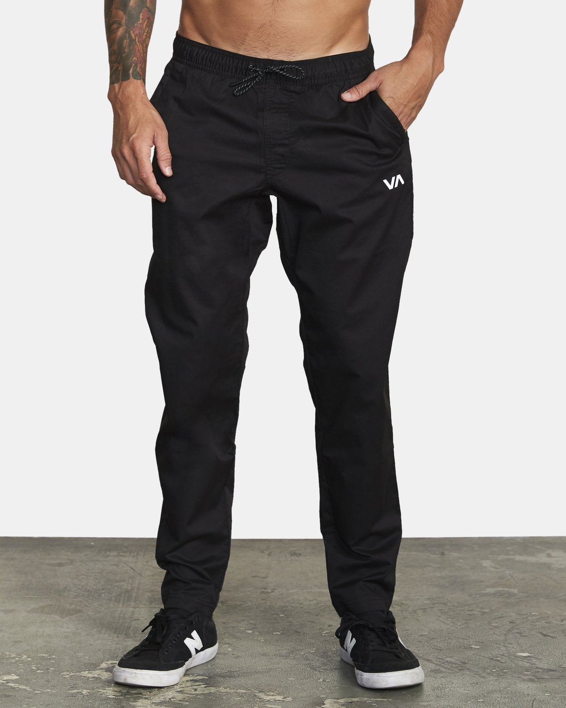0 SPECTRUM III WOVEN PANT Black V3061RSP RVCA