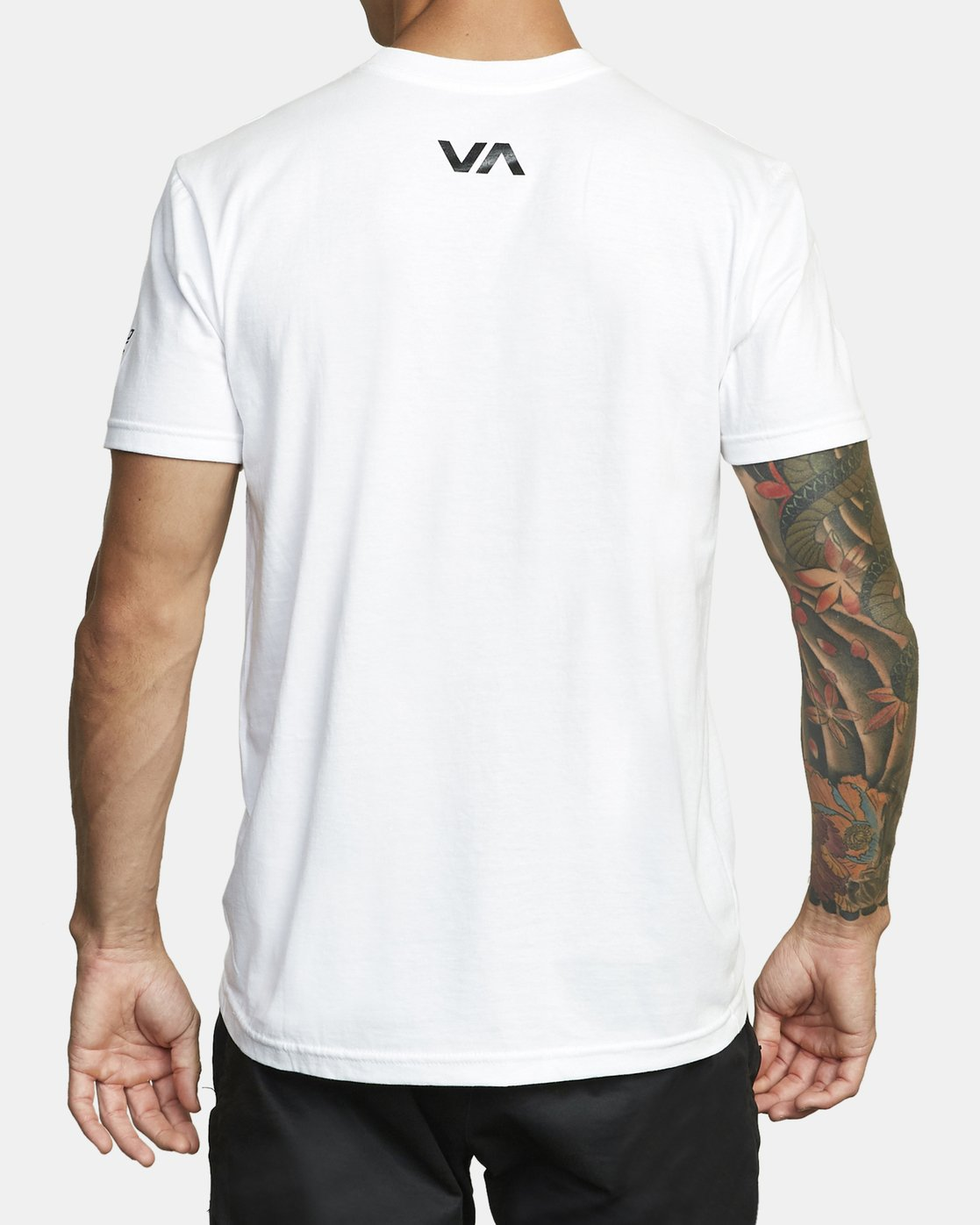 2 BALANCE ARC SHORT SLEEVE TEE White V4013RBA RVCA