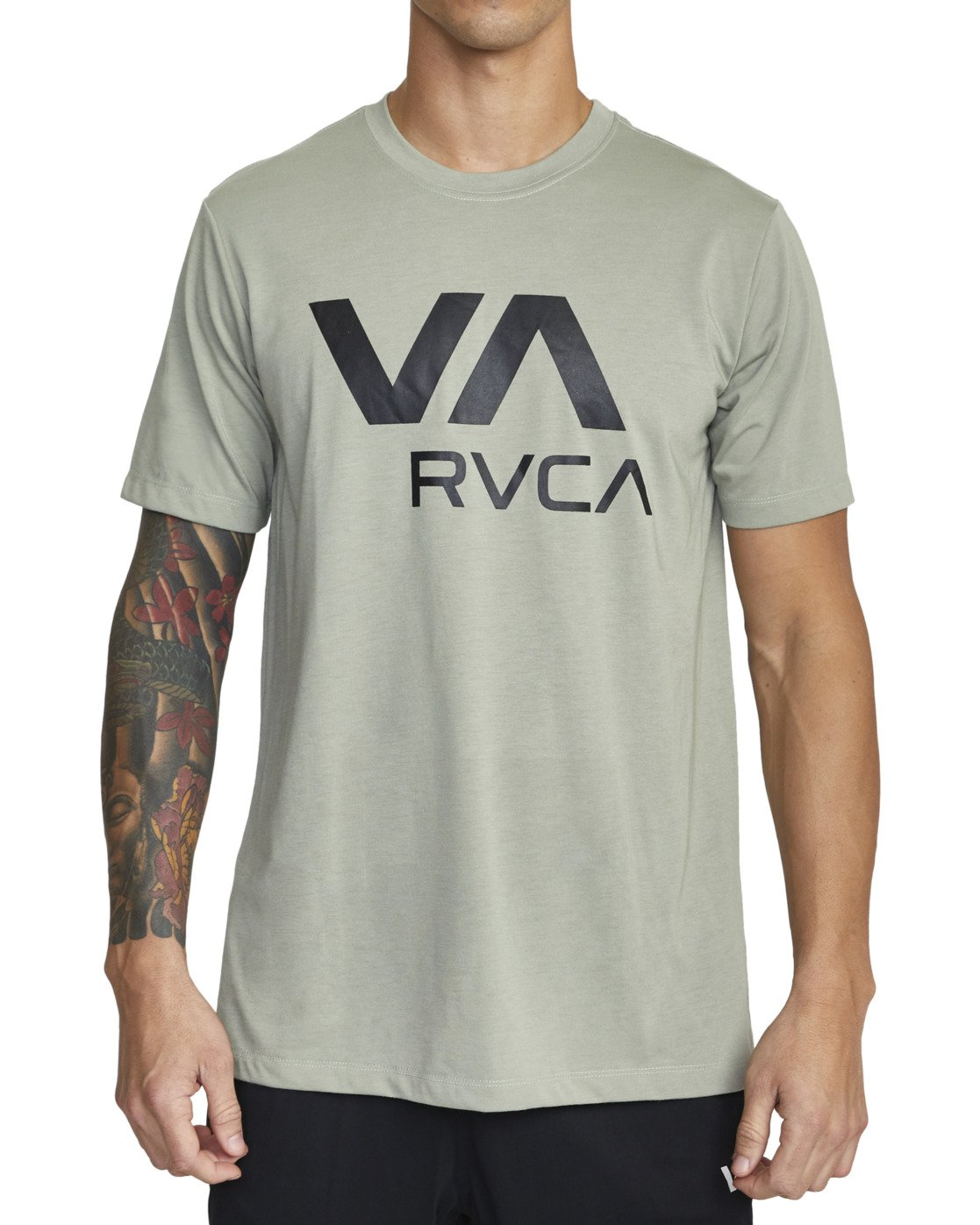 4 VA RVCA SHORT SLEEVE TEE Multicolor V4043RVR RVCA
