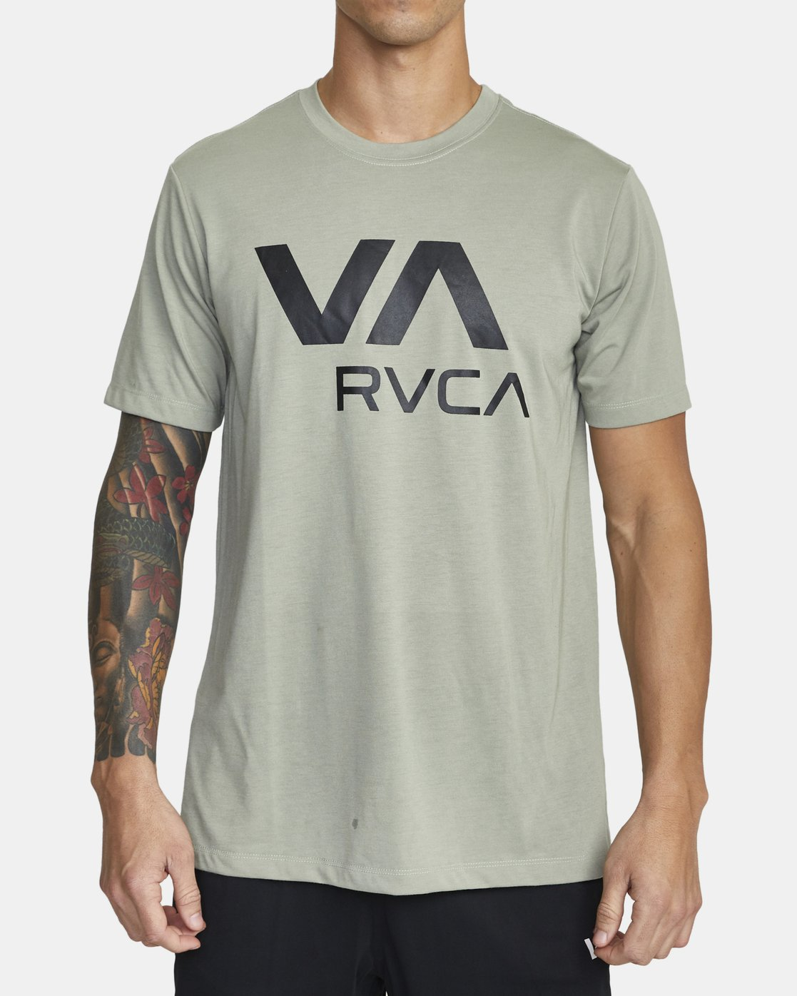0 VA RVCA SHORT SLEEVE TEE Multicolor V4043RVR RVCA