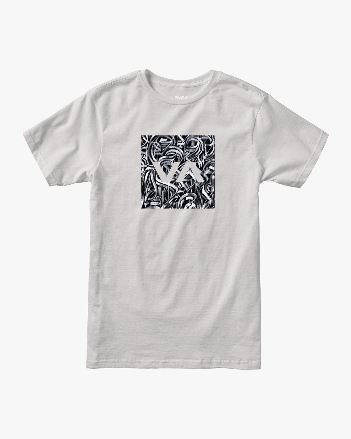 0 Defer All The Way Performance T-Shirt White V404URDE RVCA