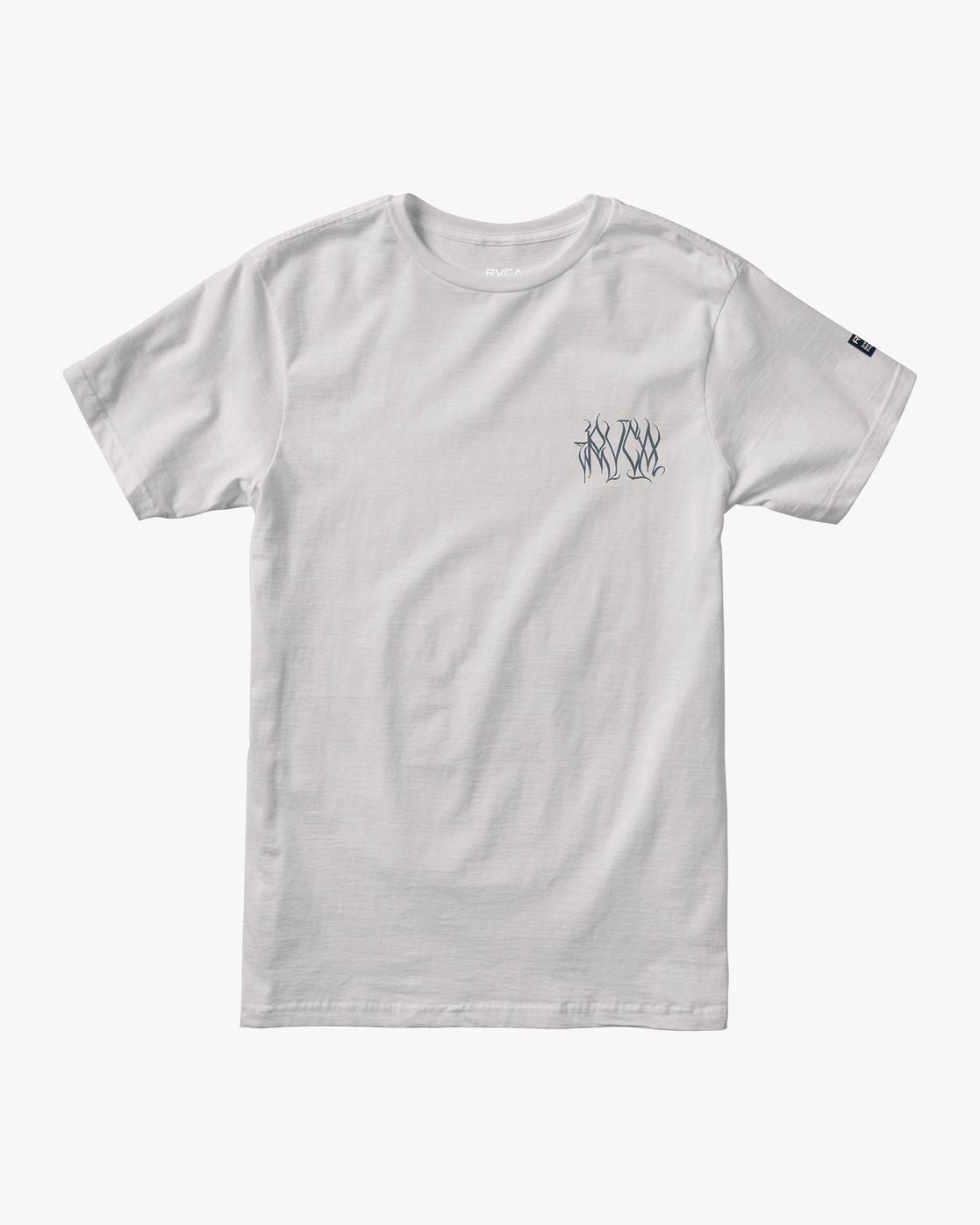 1 Defer Chest Performance T-Shirt White V404UREF RVCA