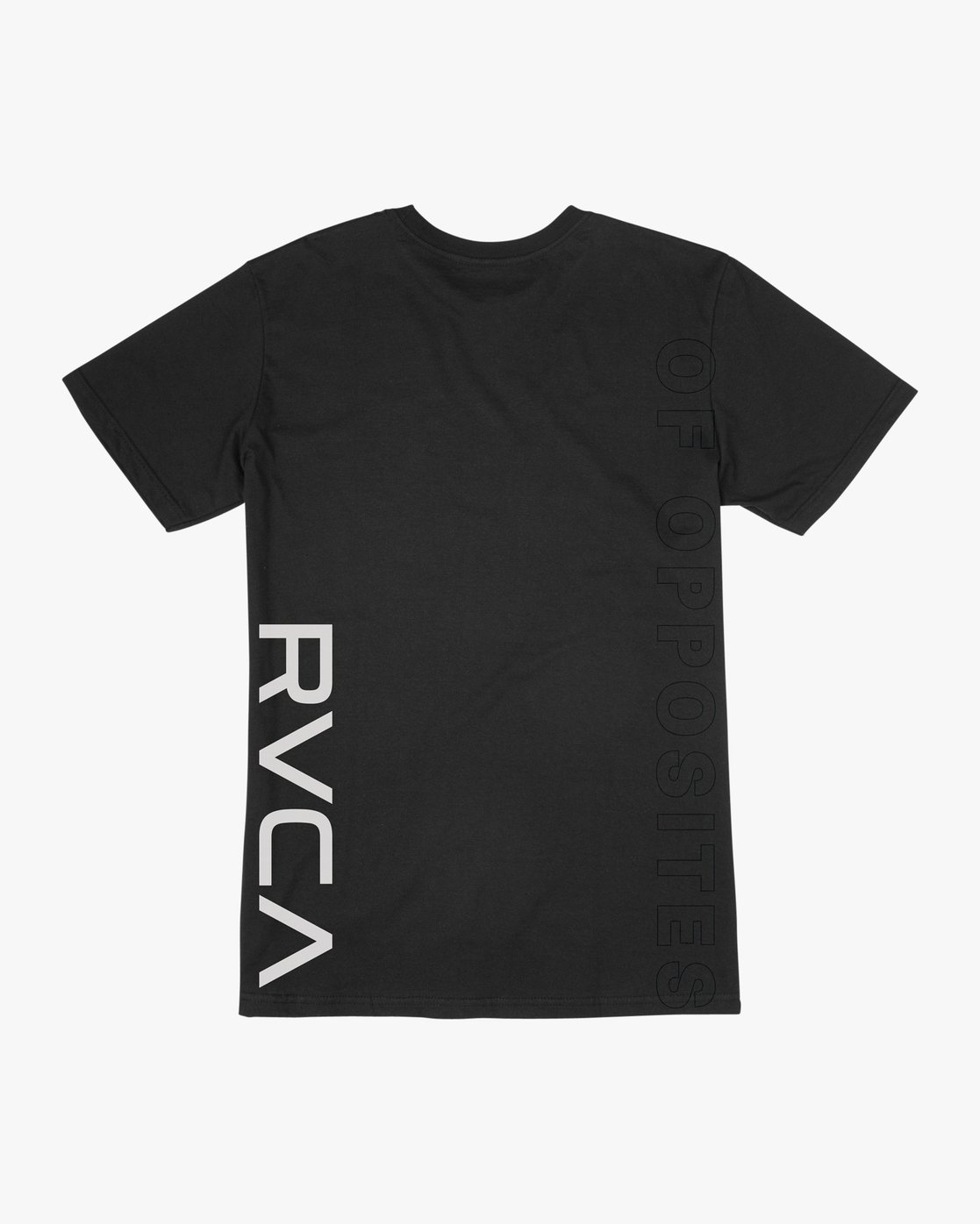 1 Pin Down Performance T-Shirt Black V404URPD RVCA