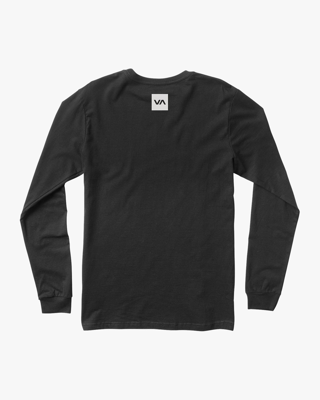 1 VA Corners Long Sleeve T-Shirt Black V451TRVC RVCA