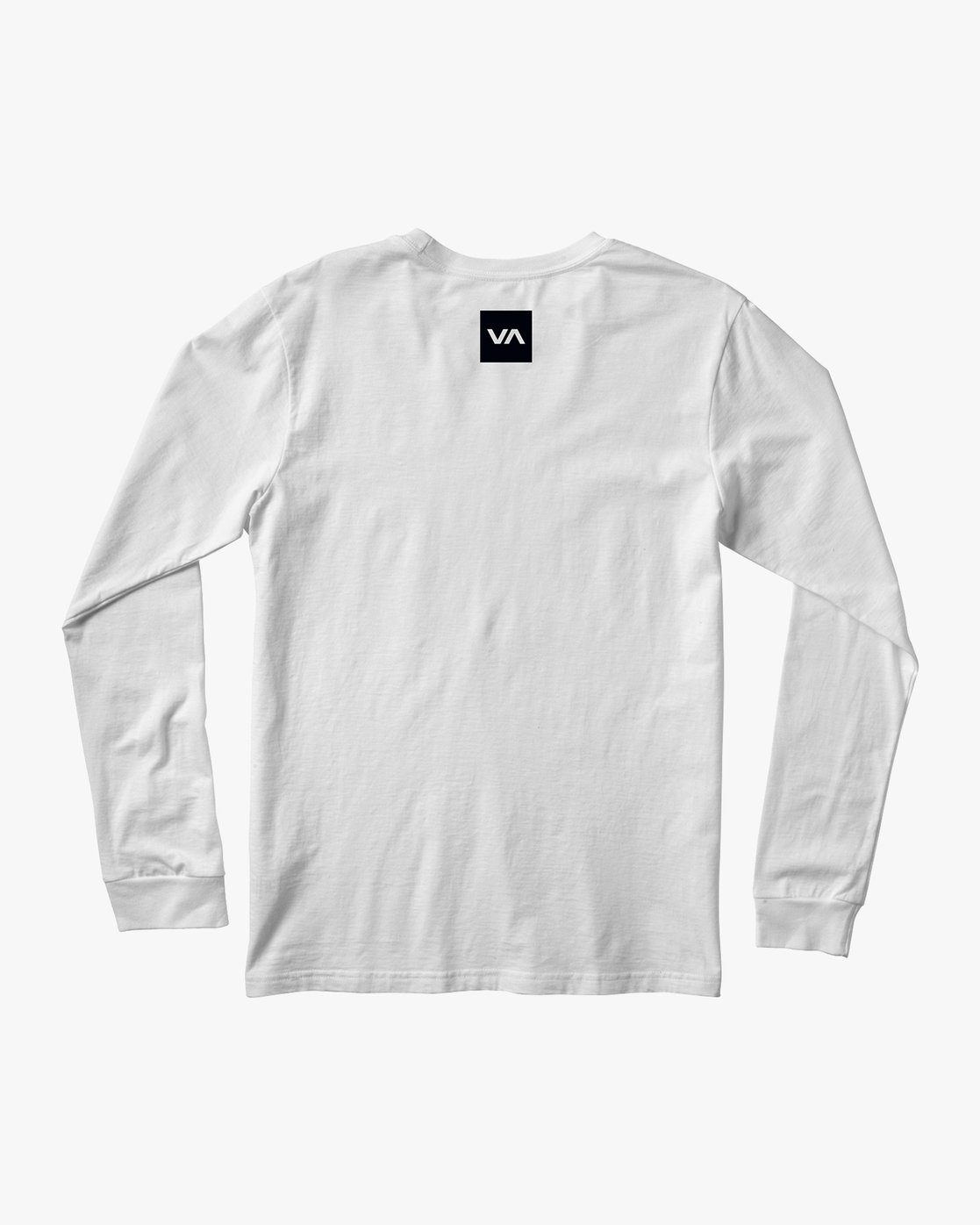 1 VA Corners Long Sleeve T-Shirt White V451TRVC RVCA