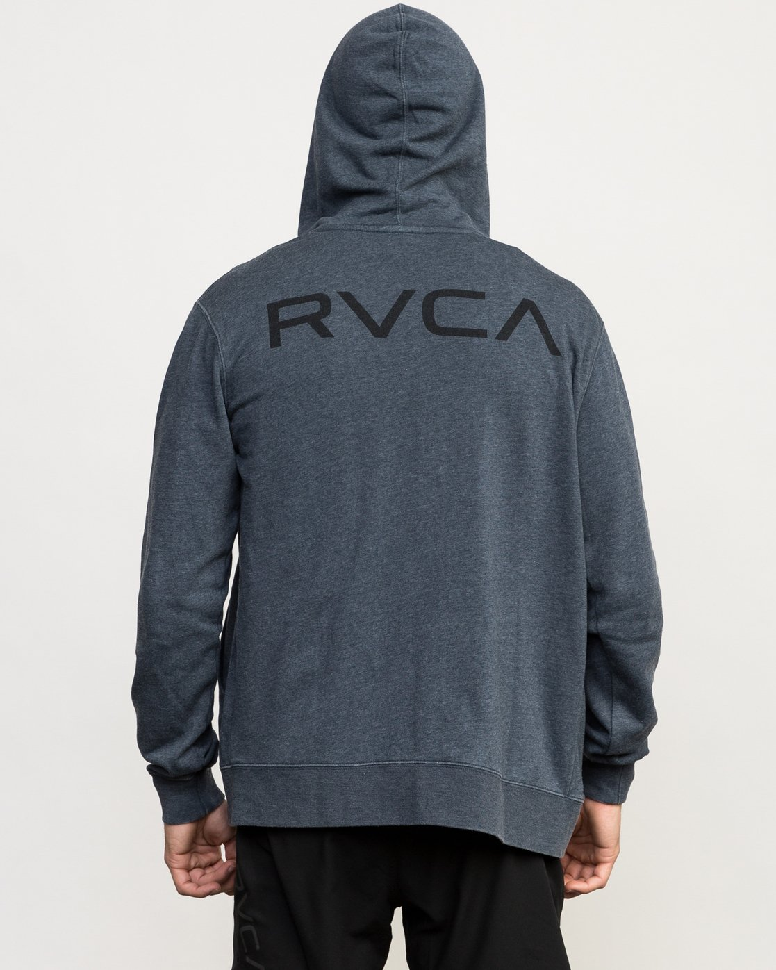 5 VA Guard Fleece Hoodie Blue V605QRGH RVCA