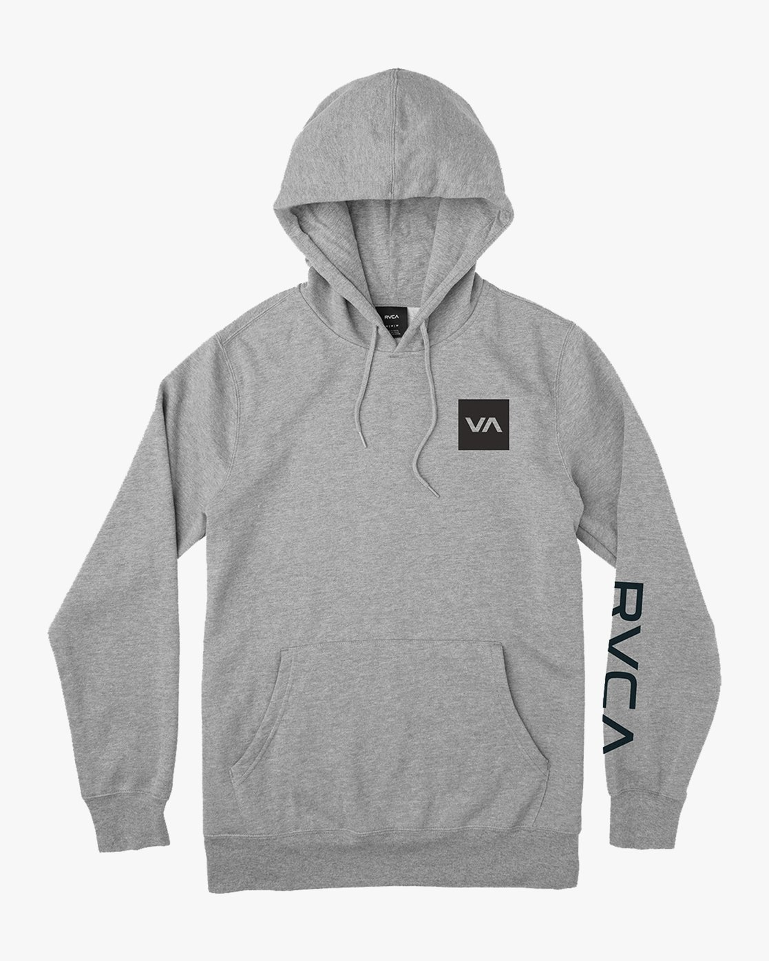 1 Stealth Seal Hoodie Grey V622TRSS RVCA