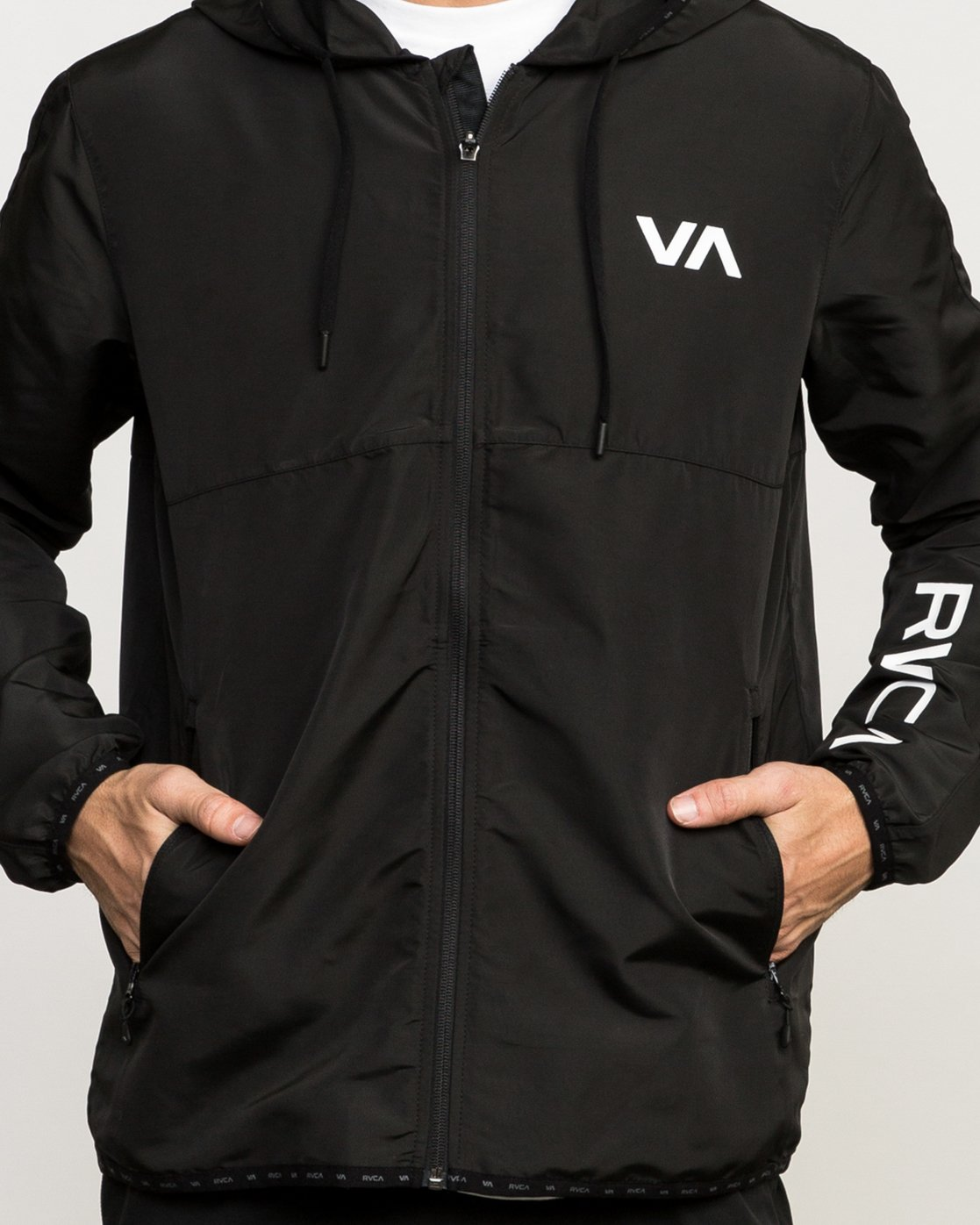 5 Axe Packable Jacket  V701QRAX RVCA