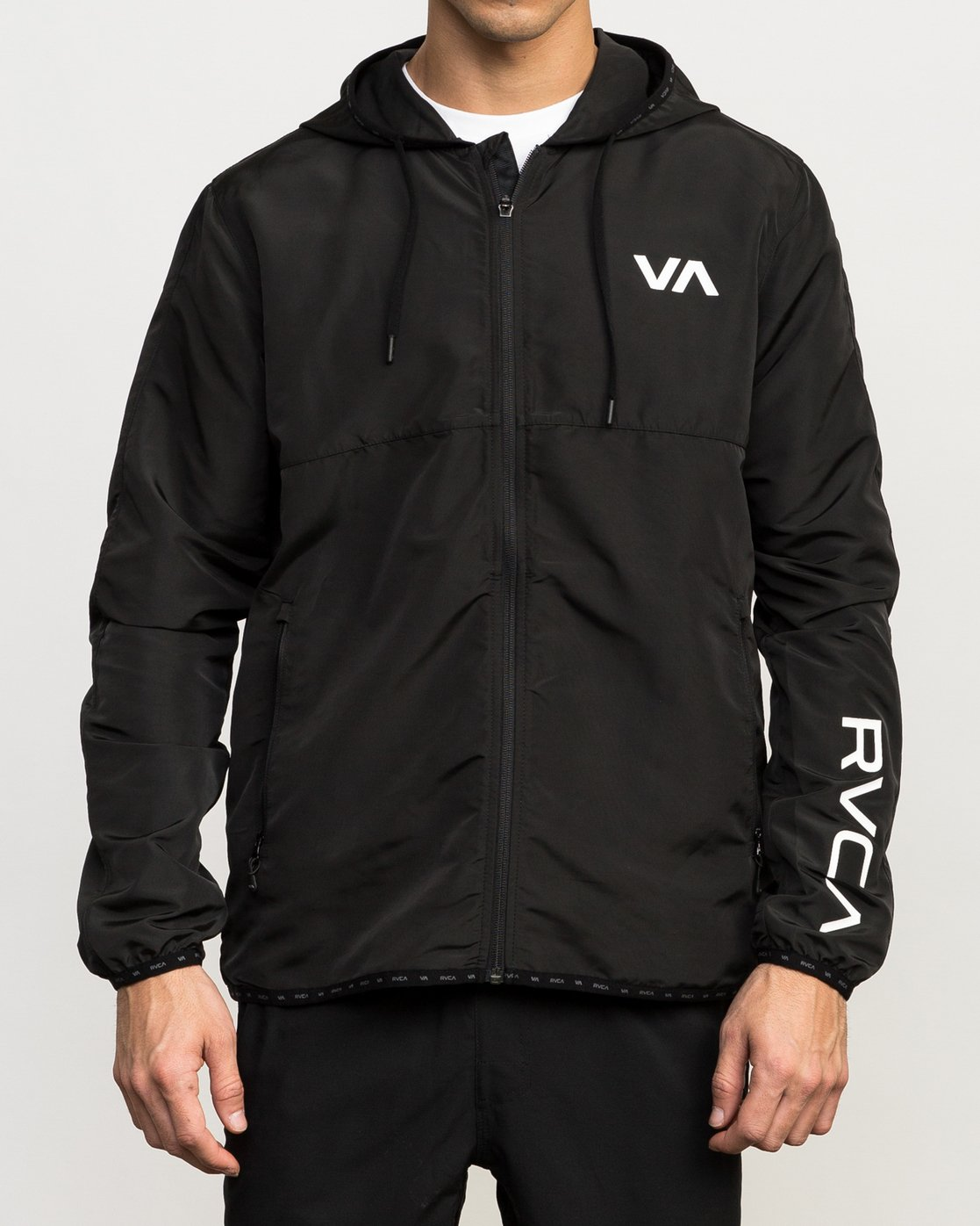 2 Axe Packable Jacket  V701QRAX RVCA